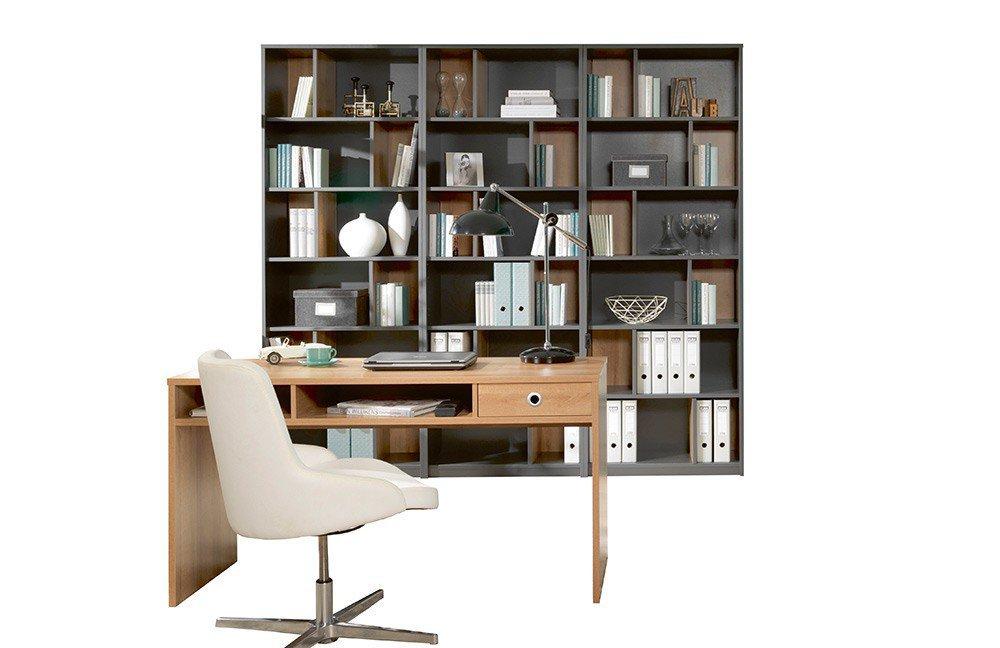 welle b rom bel planeo eiche anthrazit m bel letz ihr online shop. Black Bedroom Furniture Sets. Home Design Ideas