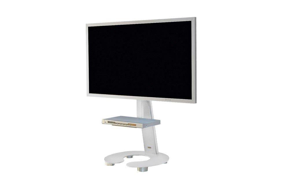wissmann tv halter otrega art111 wei m bel letz ihr online shop. Black Bedroom Furniture Sets. Home Design Ideas