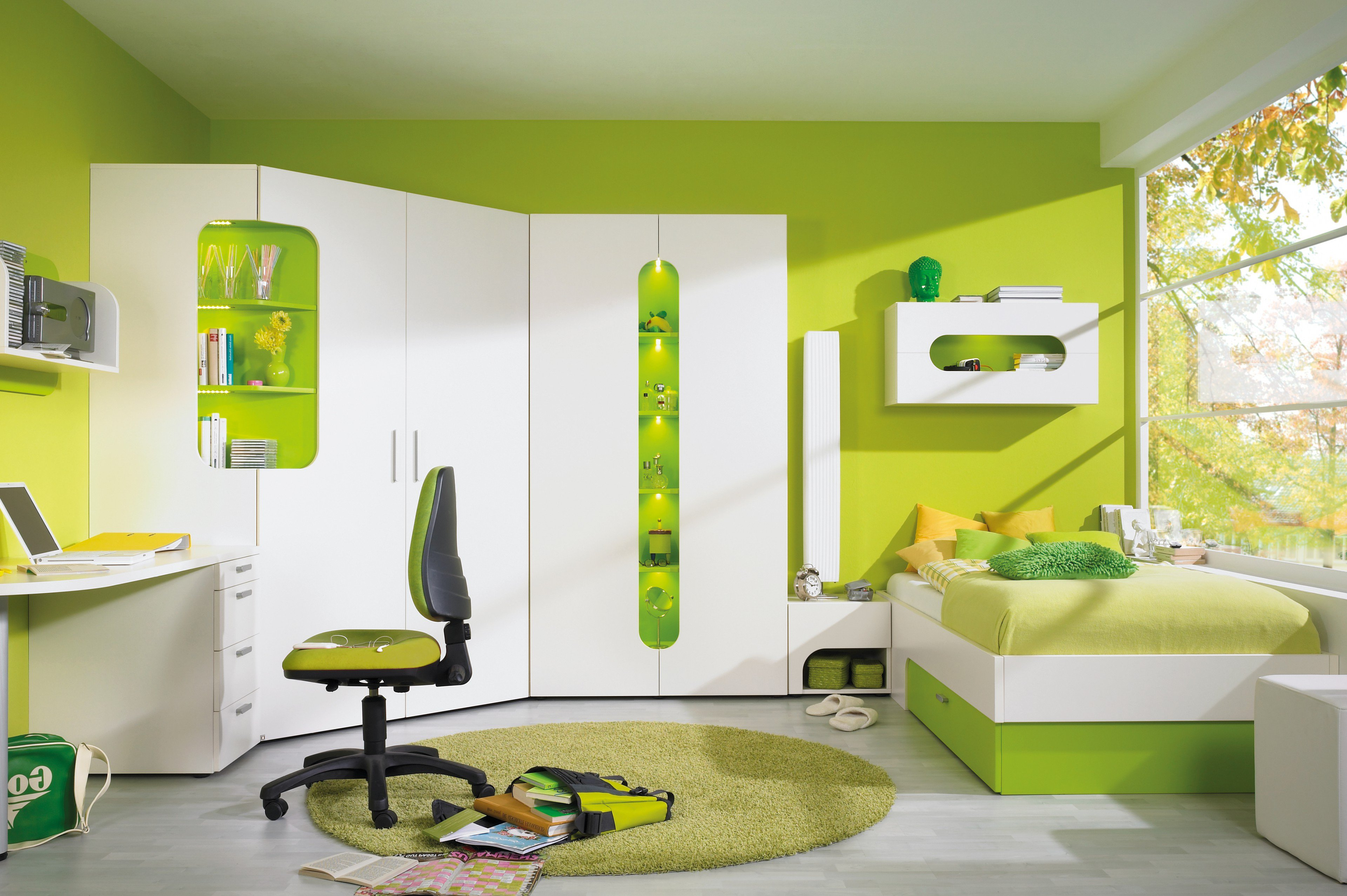 max i von rudolf liege und eckschrank wei gr n m bel letz ihr online shop. Black Bedroom Furniture Sets. Home Design Ideas