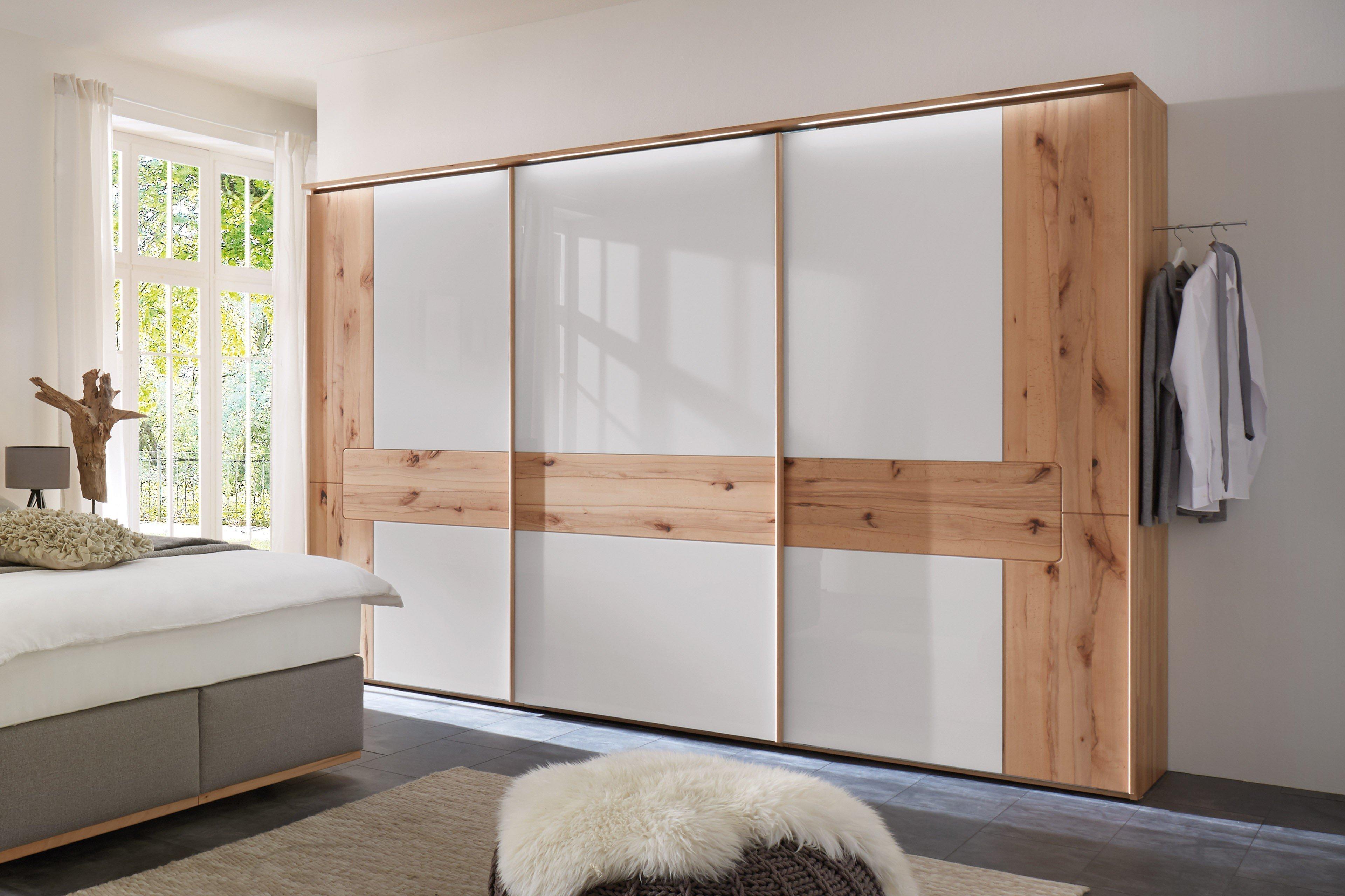 kleiderschrank w stmann wsm 1900 kernbuche m bel letz ihr online shop. Black Bedroom Furniture Sets. Home Design Ideas