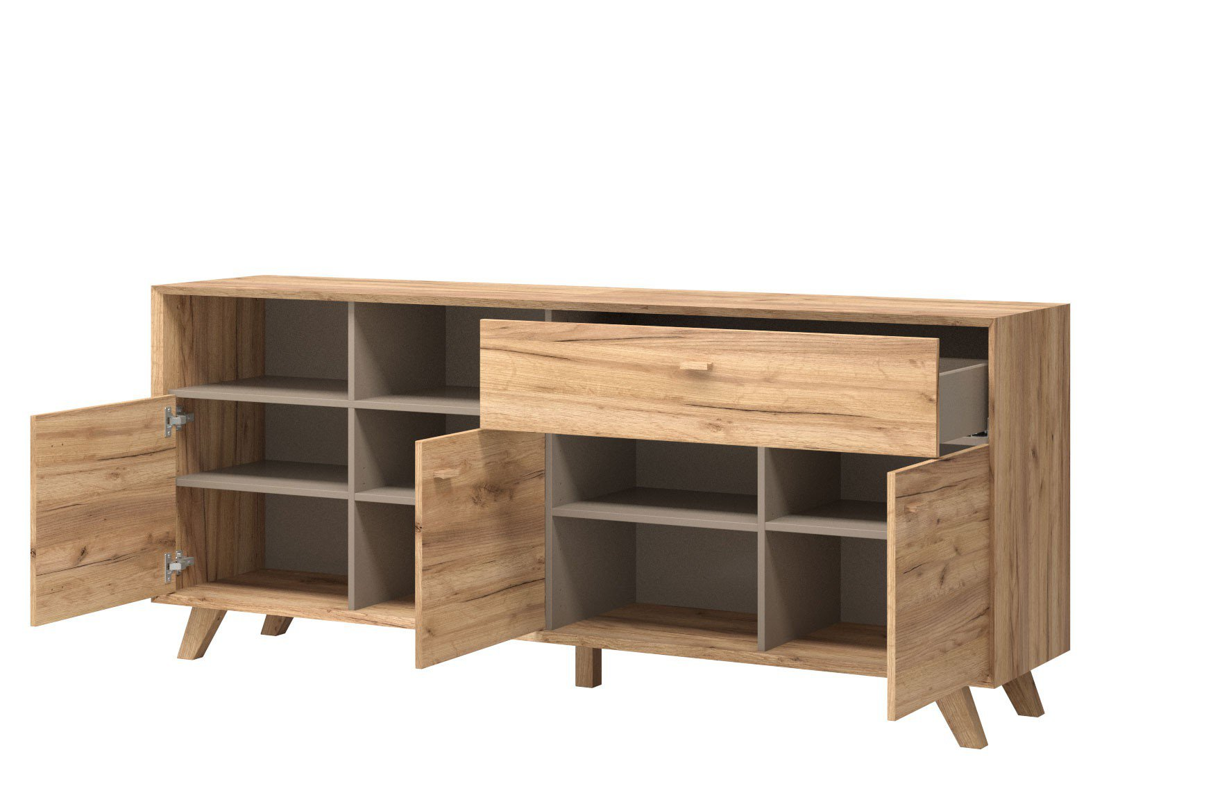 skandinavischer esstisch aleksi eiche navarra m bel letz ihr online shop. Black Bedroom Furniture Sets. Home Design Ideas