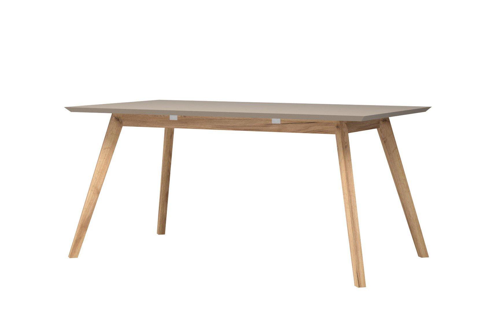 skandinavischer esstisch aleksi steingrau navarra eiche m bel letz ihr online shop. Black Bedroom Furniture Sets. Home Design Ideas