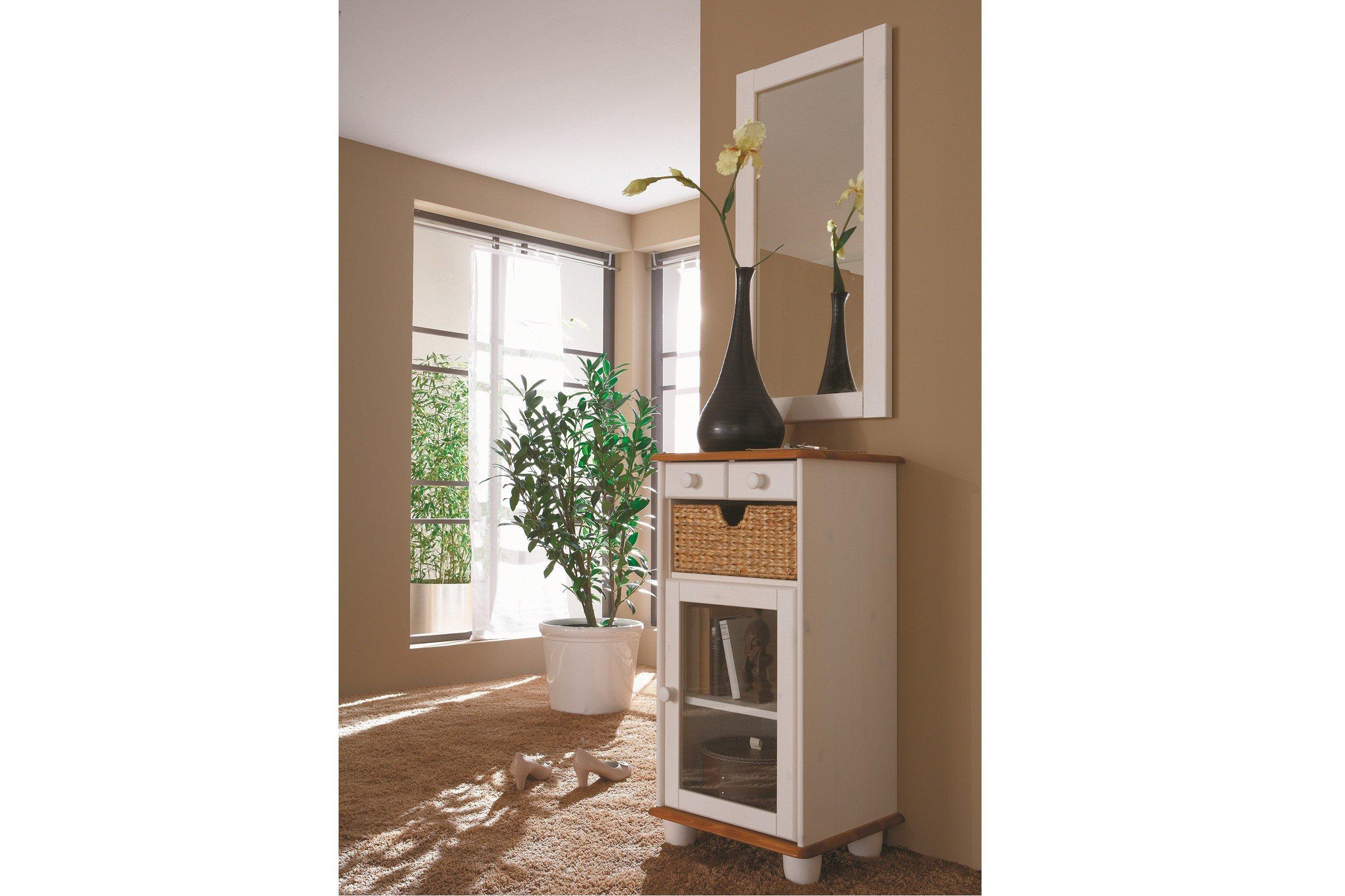 Provence Mobel Style : Garderobe butler kiefer provence weiß von iversen interiør möbel