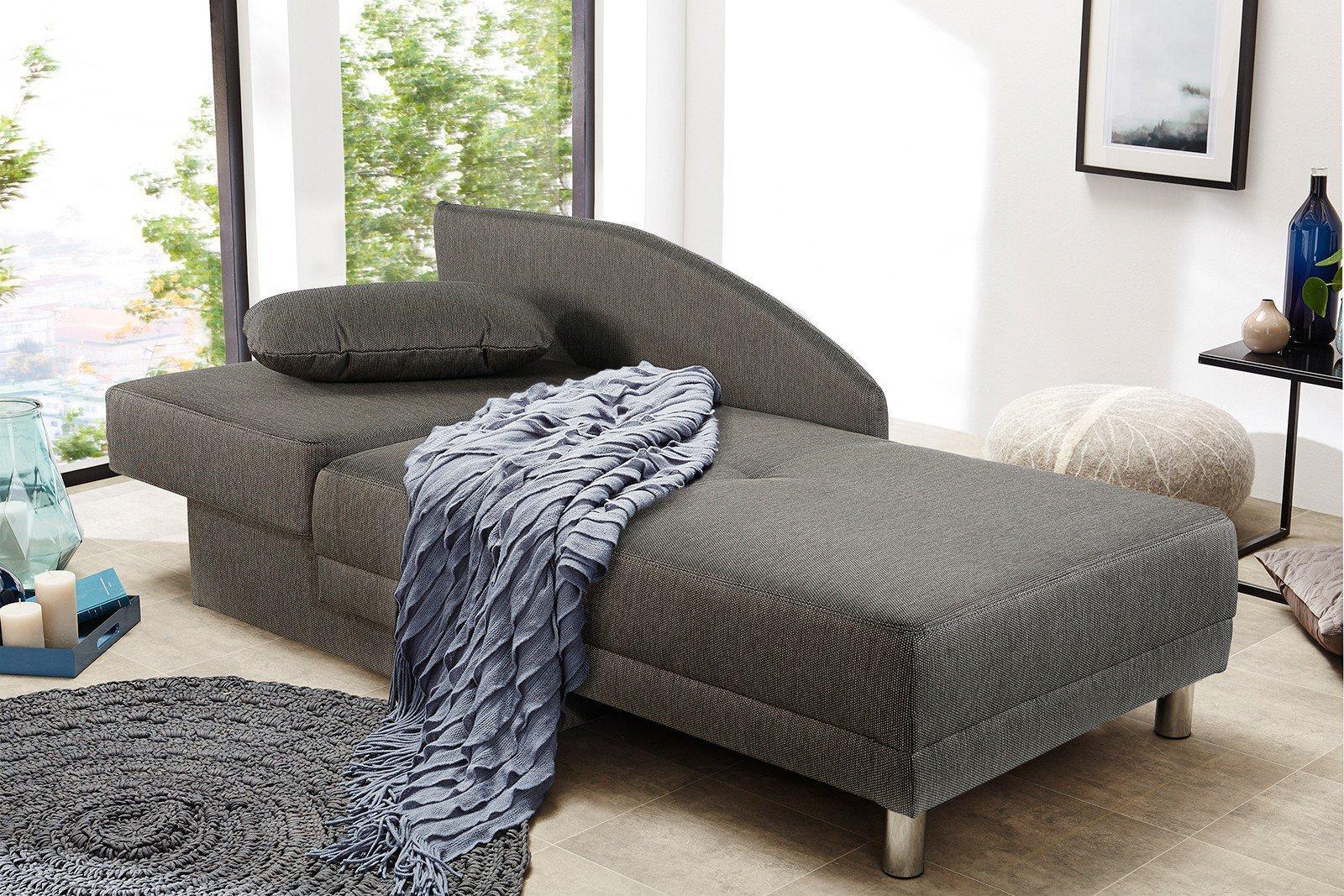 jockenh fer roi rasputin recamiere mit bettkasten in braun m bel letz ihr online shop. Black Bedroom Furniture Sets. Home Design Ideas