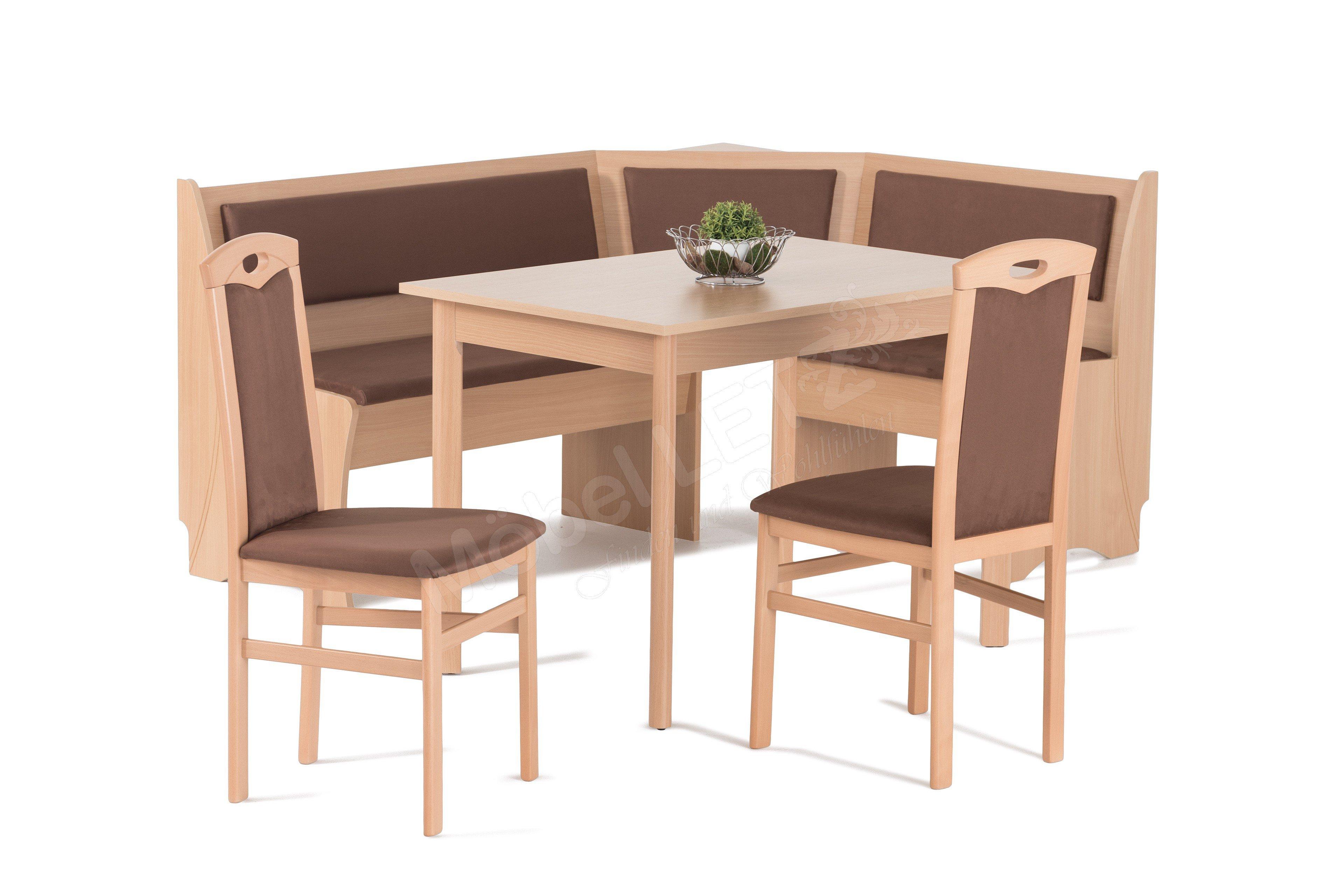 eckbankgruppe bozen von top form in buche natur m bel letz ihr online shop. Black Bedroom Furniture Sets. Home Design Ideas