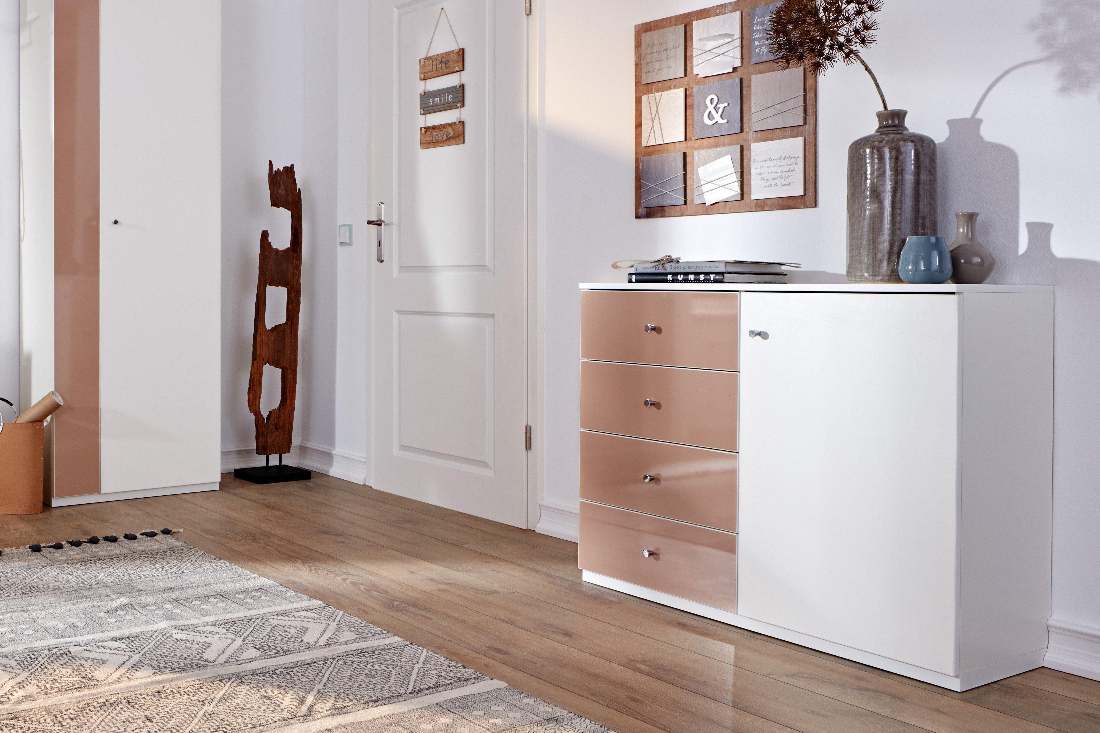Garderobe München Plus in Creme-Weiß von Prenneis   Möbel Letz - Ihr ...