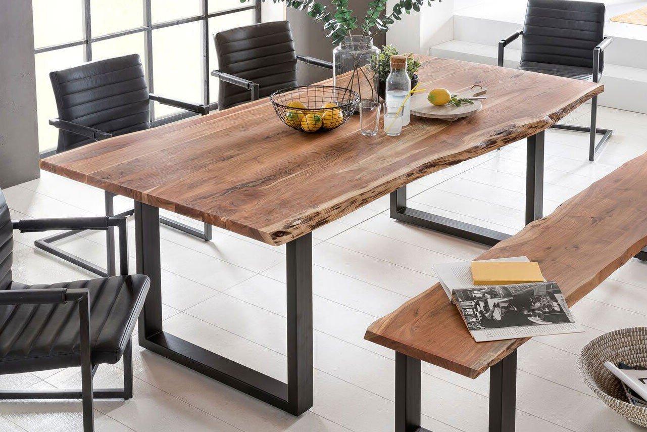 Akazienholz Tisch