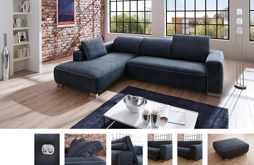 www poco de moebel home affaire bigsofa breite cm homeaffaire sofa bigsofa with www poco de. Black Bedroom Furniture Sets. Home Design Ideas