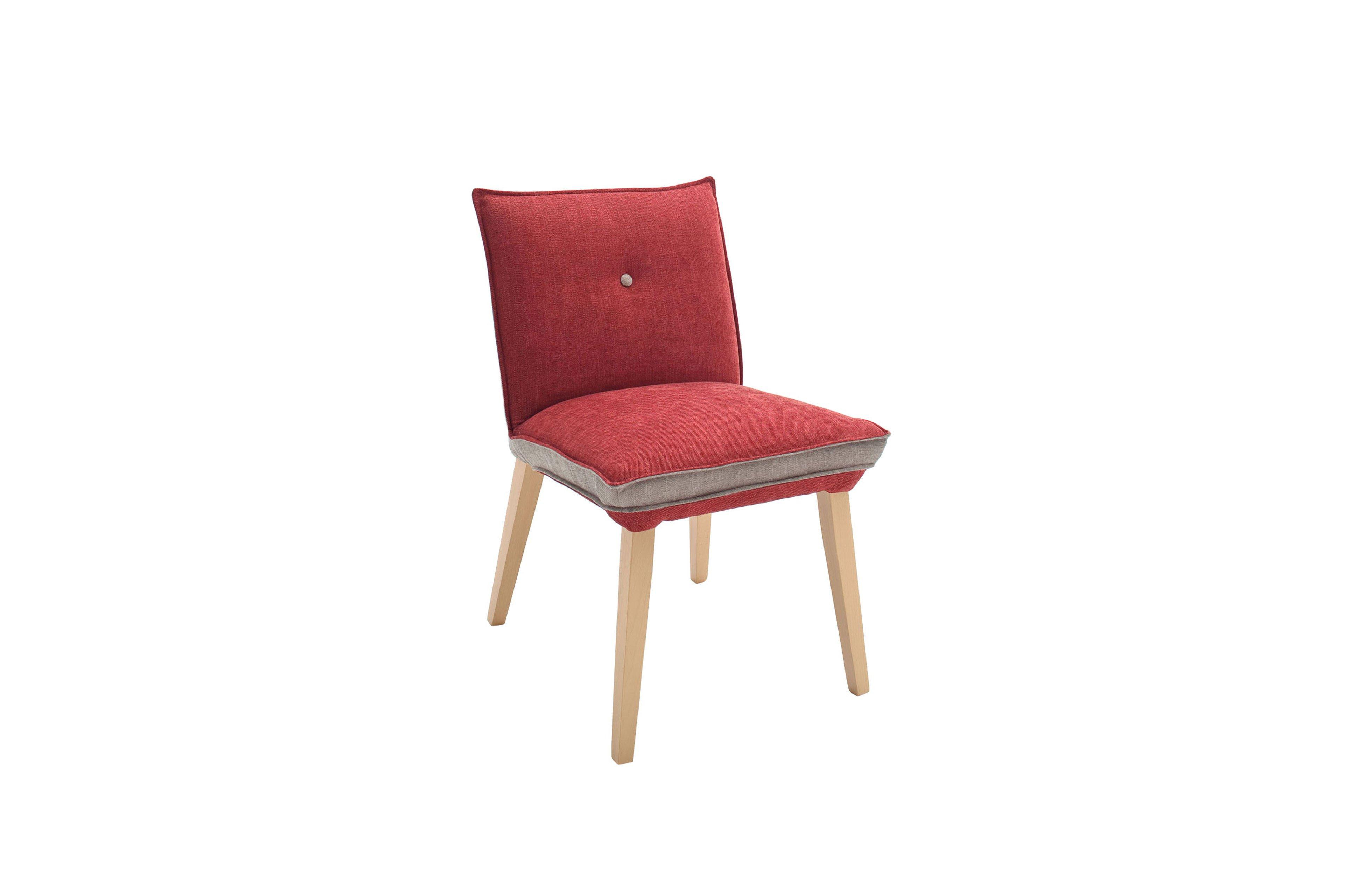 Standard Furniture Stuhl Genua In Red Camel Mobel Letz Ihr