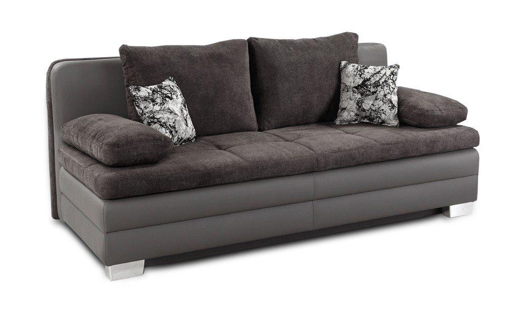 jockenh fer lincoln sabrina schlafsofa mit kaltschaum topper m bel letz ihr online shop. Black Bedroom Furniture Sets. Home Design Ideas