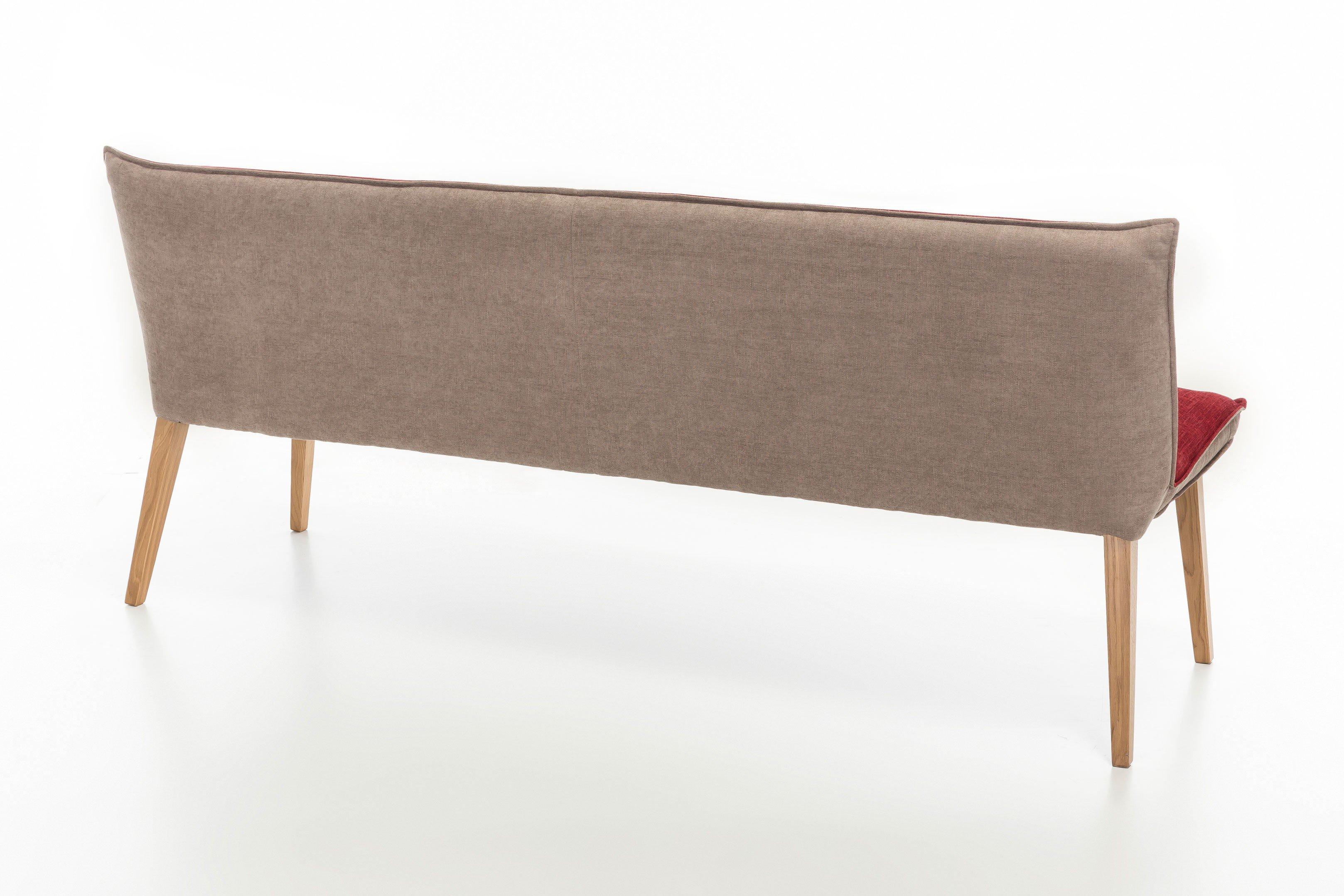 Standard Furniture Bank Genua Eiche Natur Rosso Mobel Letz Ihr