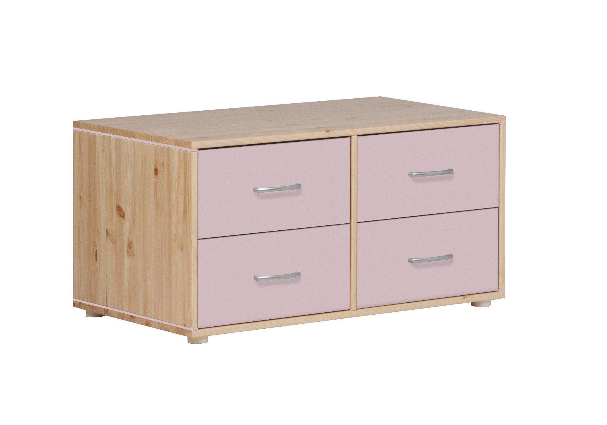 Kommode Kiefer weiß - Skandinavische Möbel | Möbel Letz - Ihr Online ...
