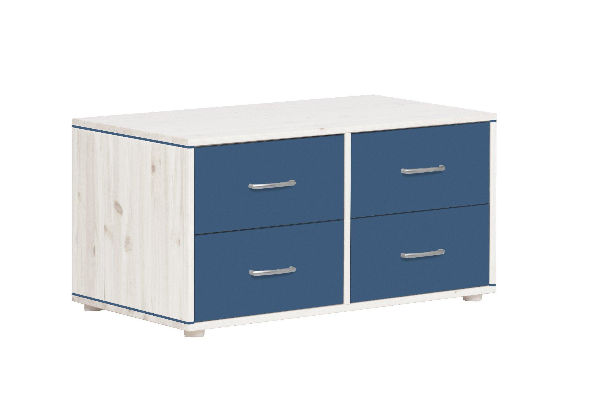 kommode kiefer wei skandinavische m bel m bel letz ihr online shop. Black Bedroom Furniture Sets. Home Design Ideas