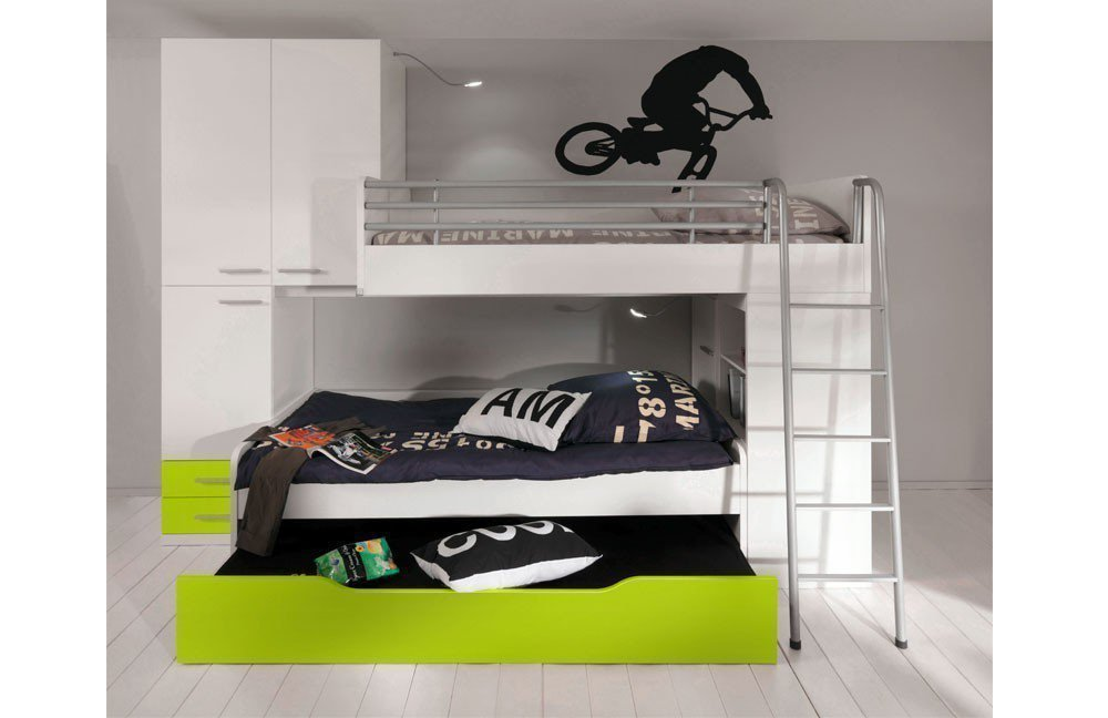 Prenneis E.T. Two Plus Bett mit 2 Liegeflächen | Möbel Letz - Ihr ...