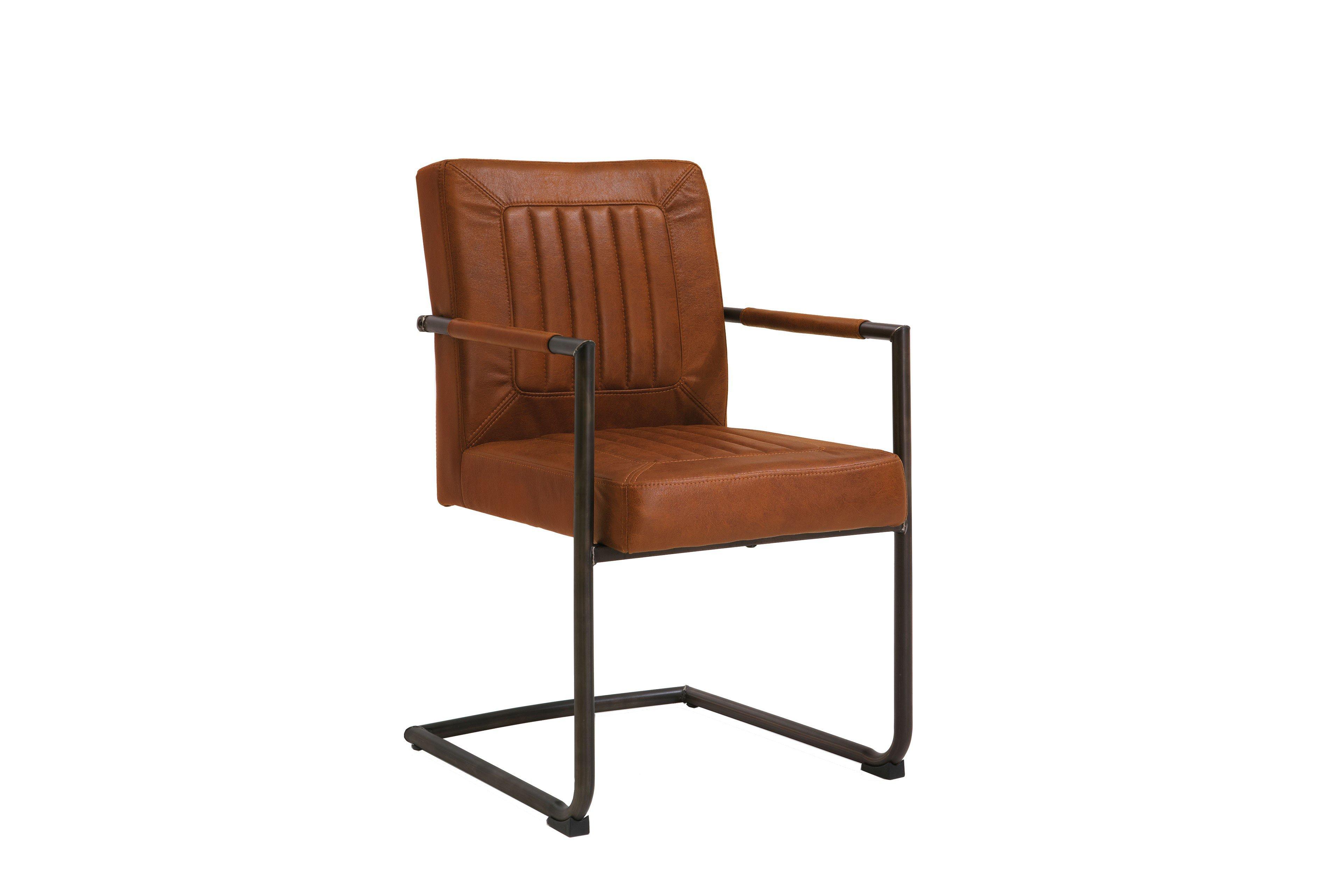 niehoff schwingstuhl lopez 2392 in braun m bel letz. Black Bedroom Furniture Sets. Home Design Ideas