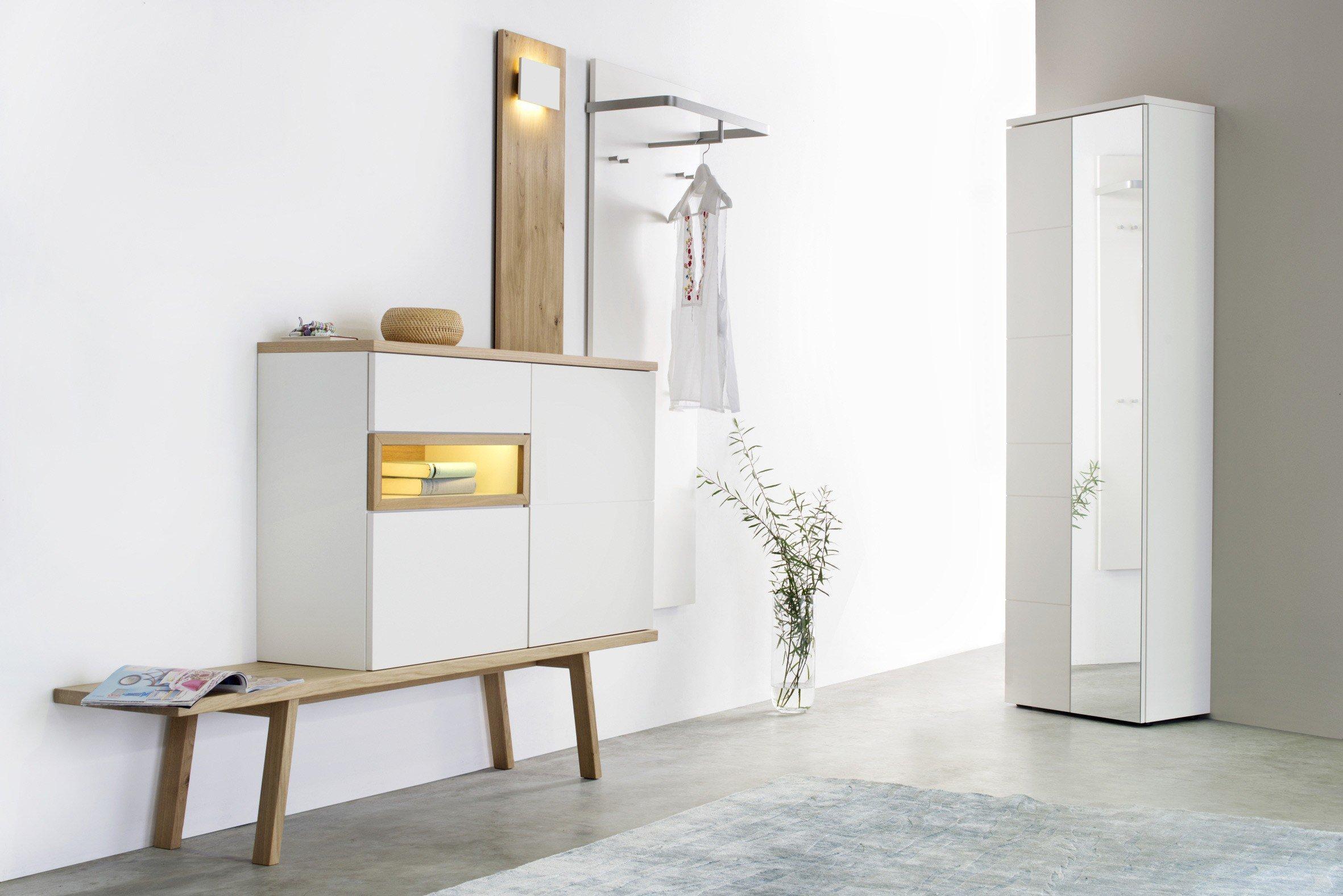 Skandinavische garderobe fia 04 m bel letz ihr online shop for Skandinavische mobel gebraucht