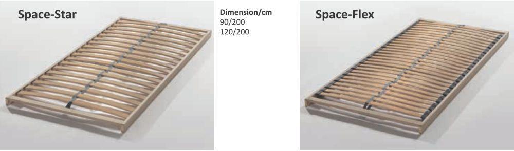 Hasena space concept hochbett eisenfarbig m bel letz for 2670 5
