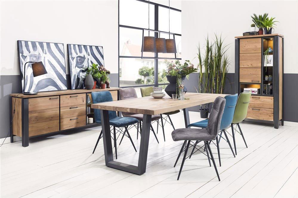 habufa esstisch charleston desert brown m bel letz ihr online shop. Black Bedroom Furniture Sets. Home Design Ideas