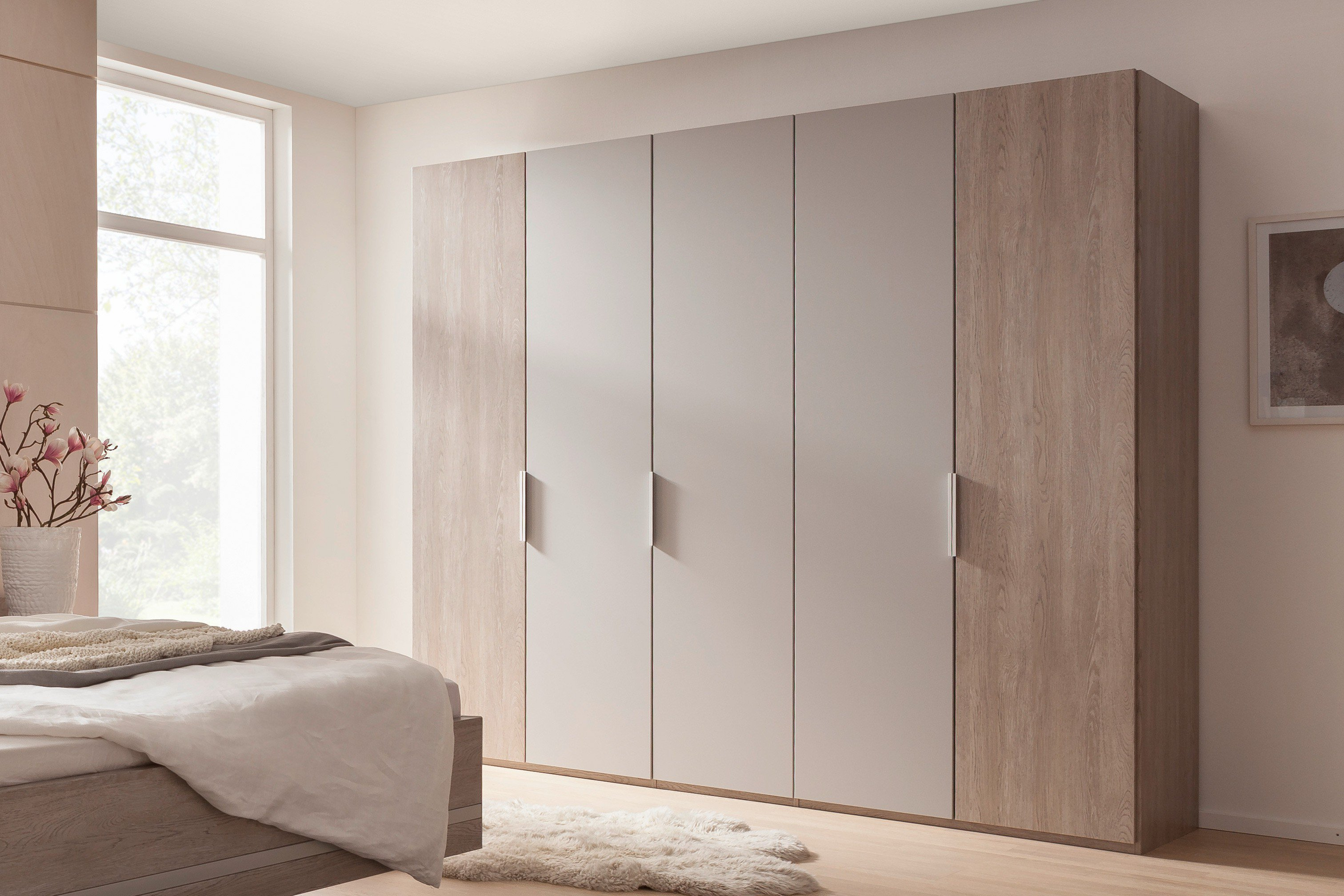 nolte concept me schrank 200 seidengrau eiche m bel letz ihr online shop. Black Bedroom Furniture Sets. Home Design Ideas