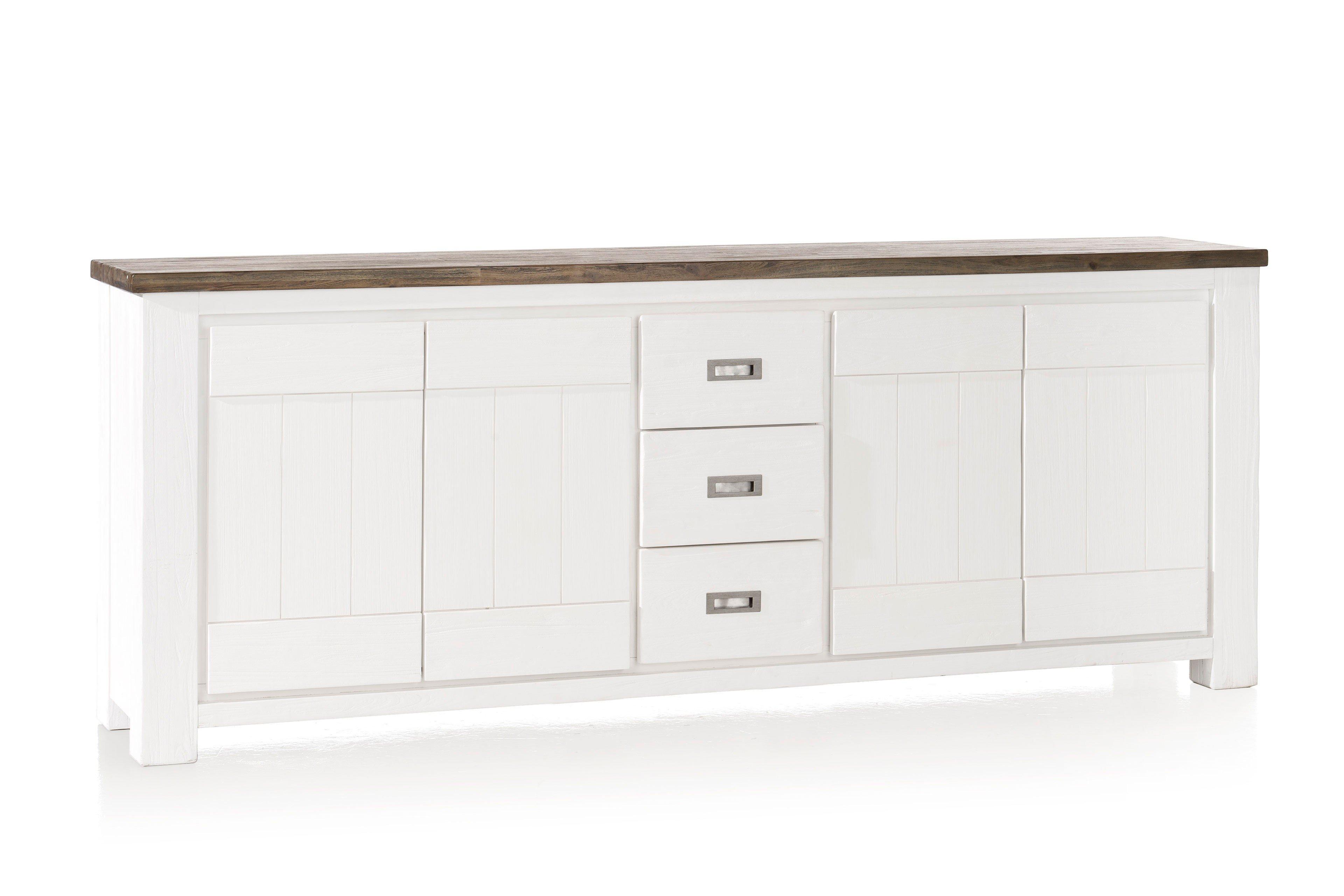 habufa sideboard deaumain akazie m bel letz ihr online. Black Bedroom Furniture Sets. Home Design Ideas
