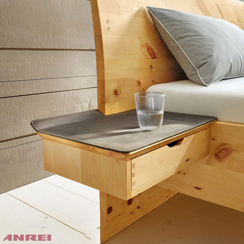 anrei paso schlafzimmer-set steingrau/ zirbe | möbel letz - ihr, Schlafzimmer entwurf