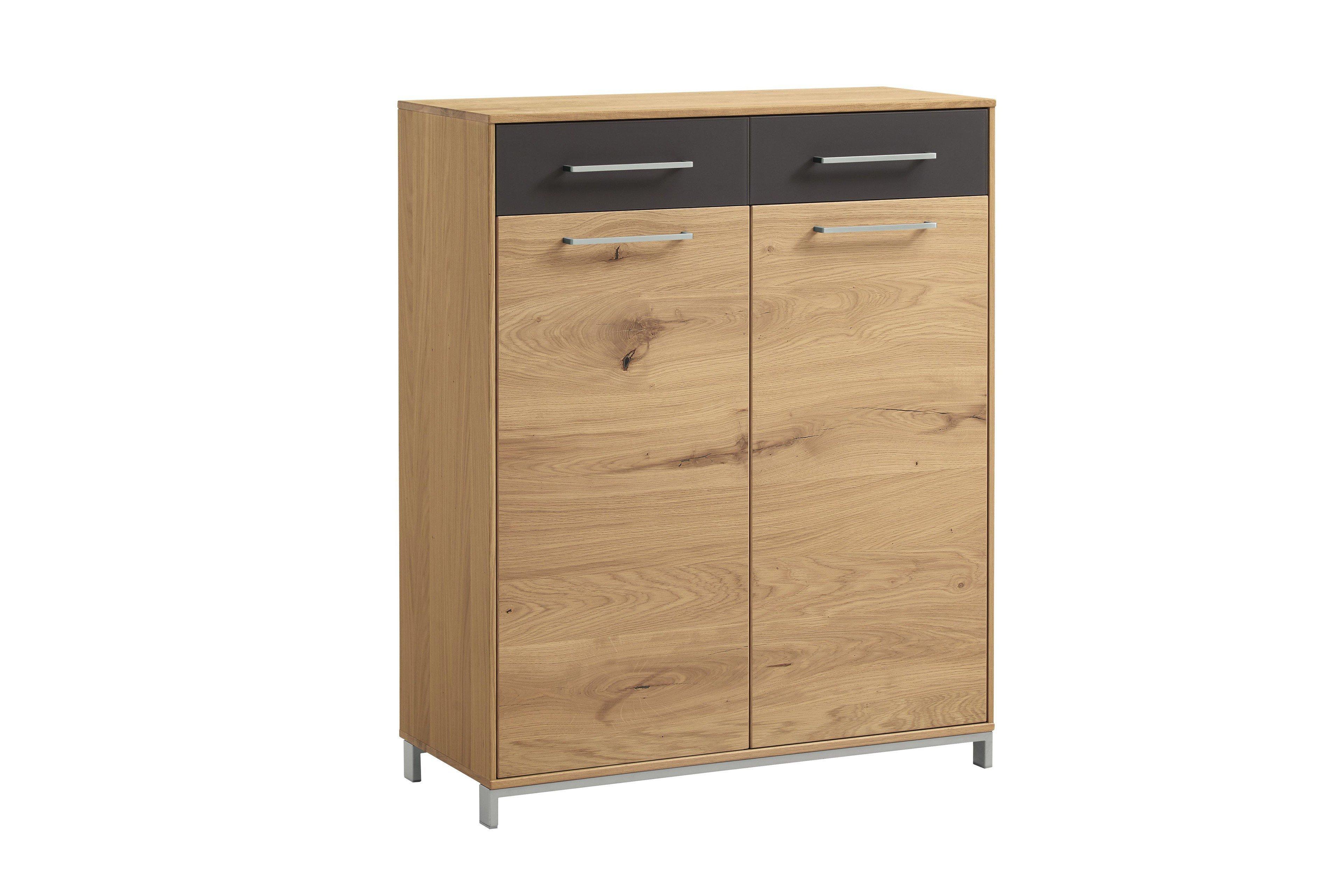 Voss Schuhschrank Vedo Balkeneiche | Möbel Letz - Ihr Online-Shop