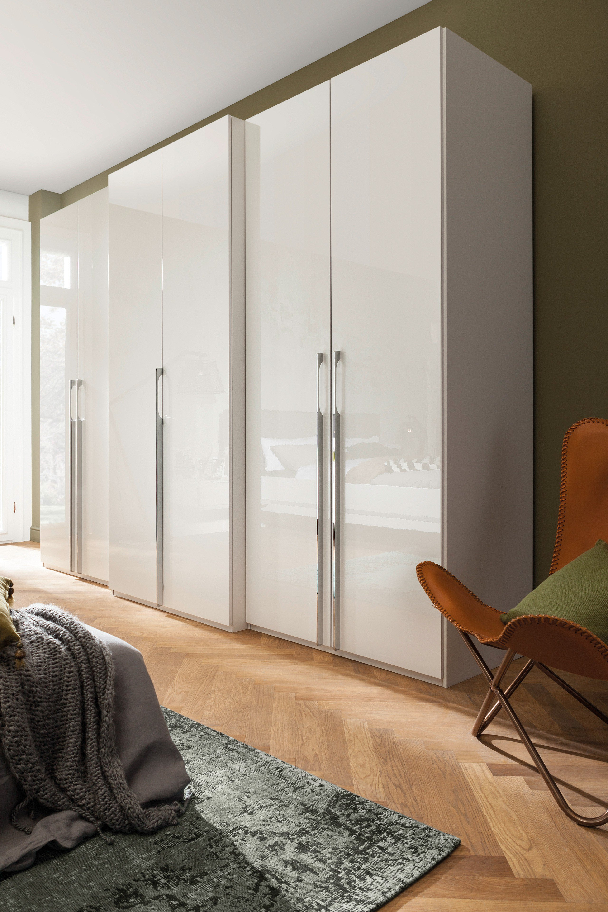 Nolte concept me 230 Kleiderschrank weiß | Möbel Letz - Ihr Online-Shop