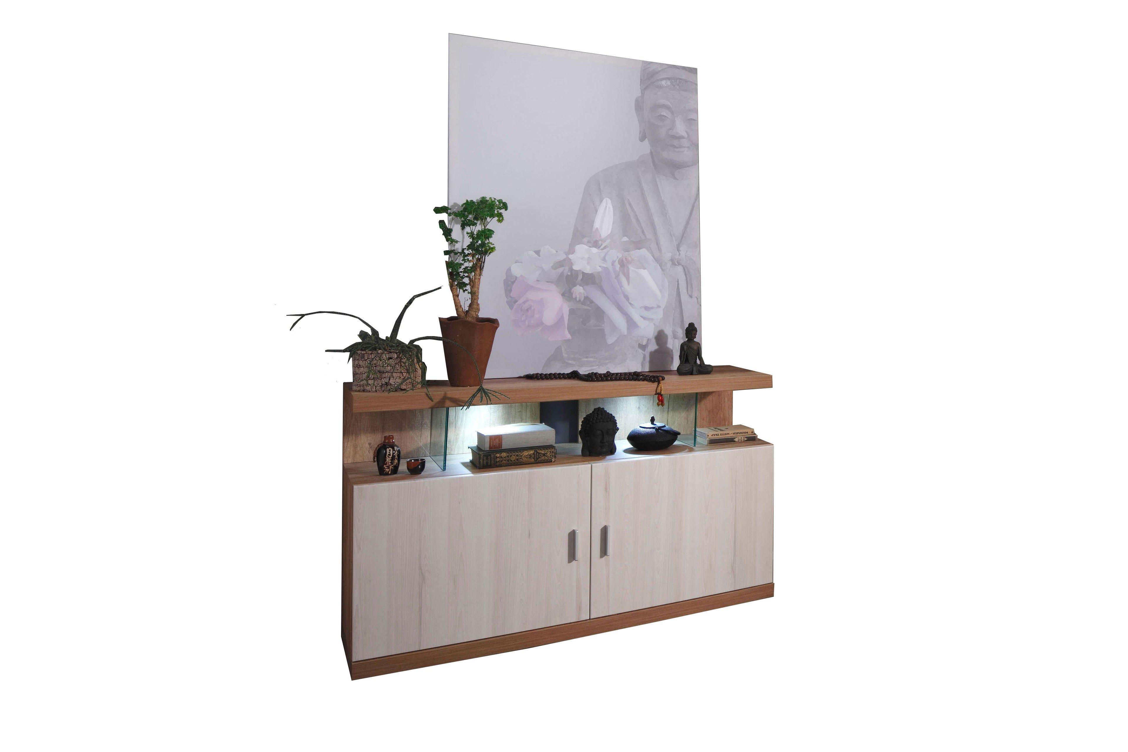 prenneis sideboard montreal plus 5330 goldeiche/ tokai | möbel, Badezimmer ideen
