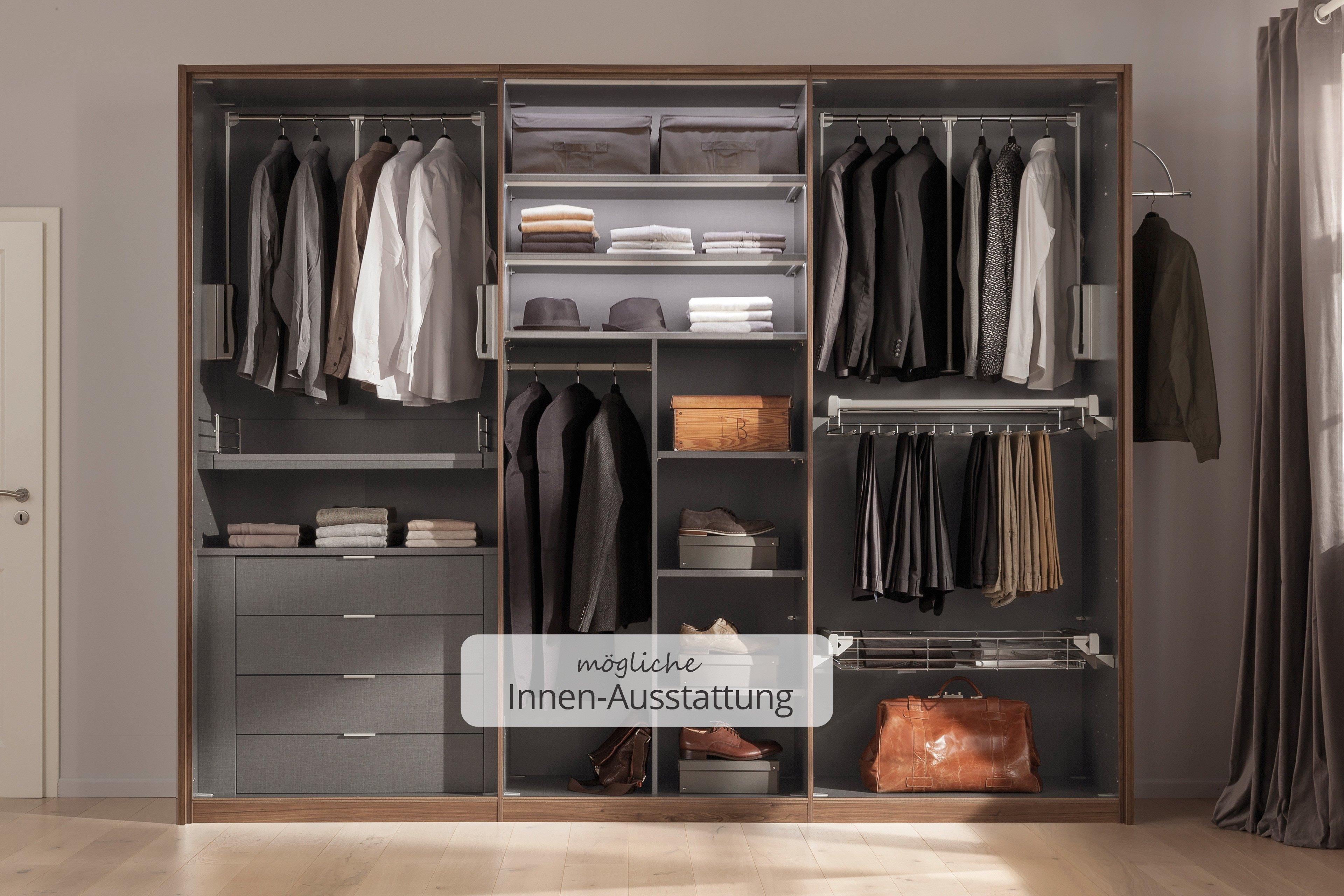 Nolte concept me 320 Schrank seidengrau | Möbel Letz - Ihr Online-Shop