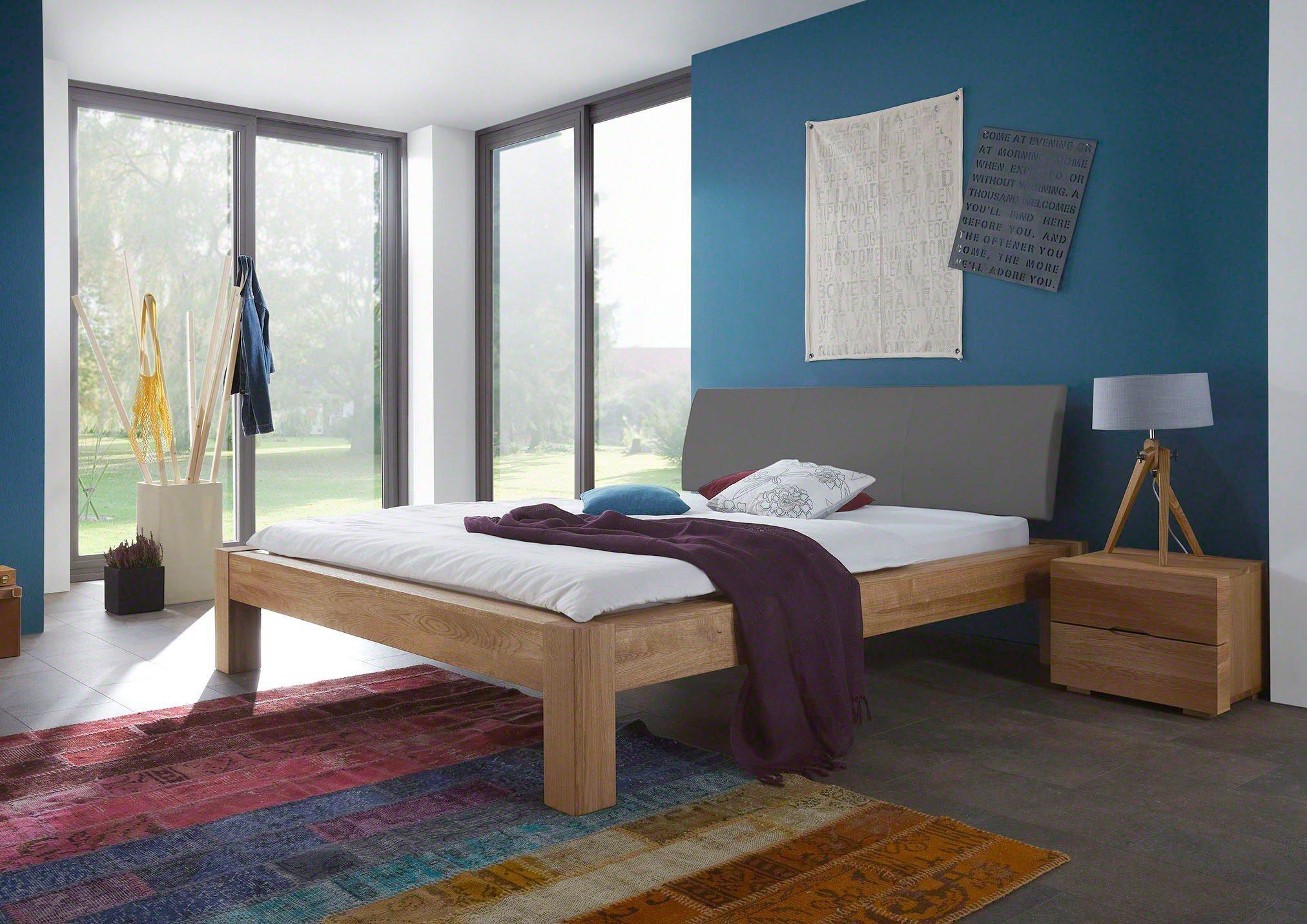Holzbett Select von Dico Möbel Wildeiche | Möbel Letz - Ihr Online-Shop