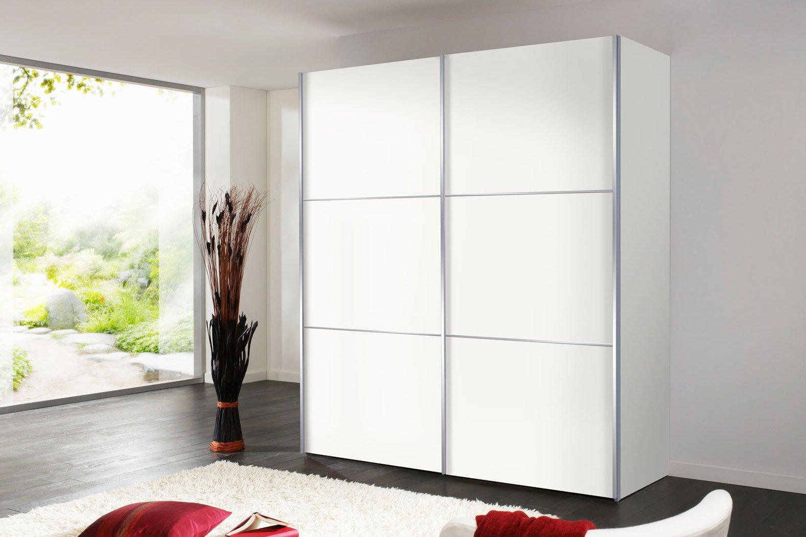 express m bel bianco schrank wei m bel letz ihr online shop. Black Bedroom Furniture Sets. Home Design Ideas
