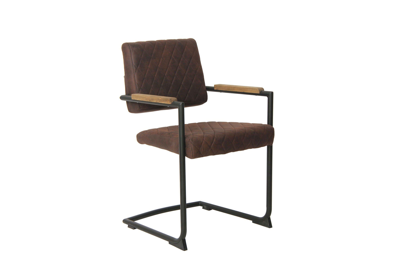 stuhl campos braun von m bel letz ihr. Black Bedroom Furniture Sets. Home Design Ideas