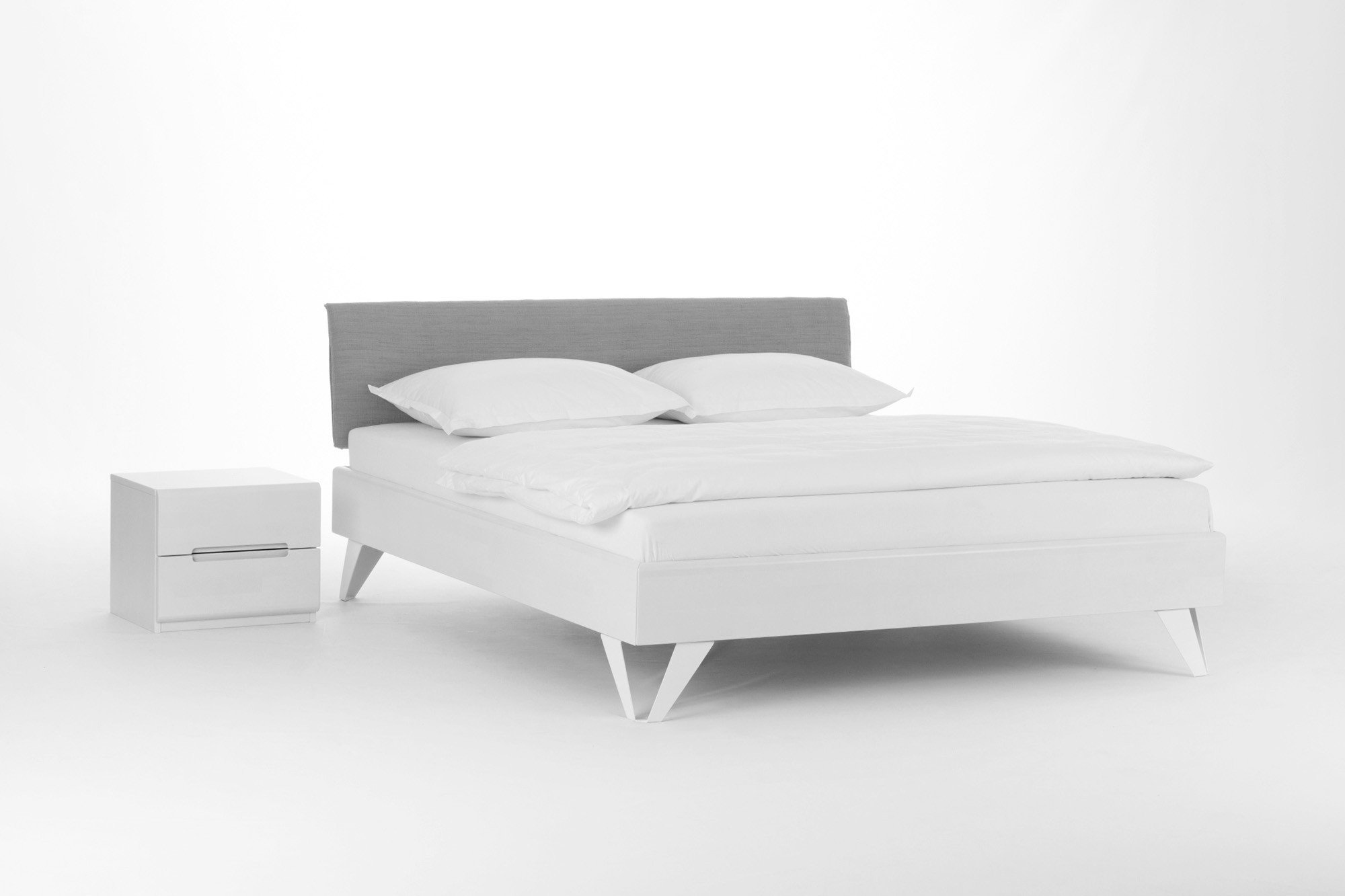 include dico m bel bett buche wei gebeizt m bel letz ihr online shop. Black Bedroom Furniture Sets. Home Design Ideas