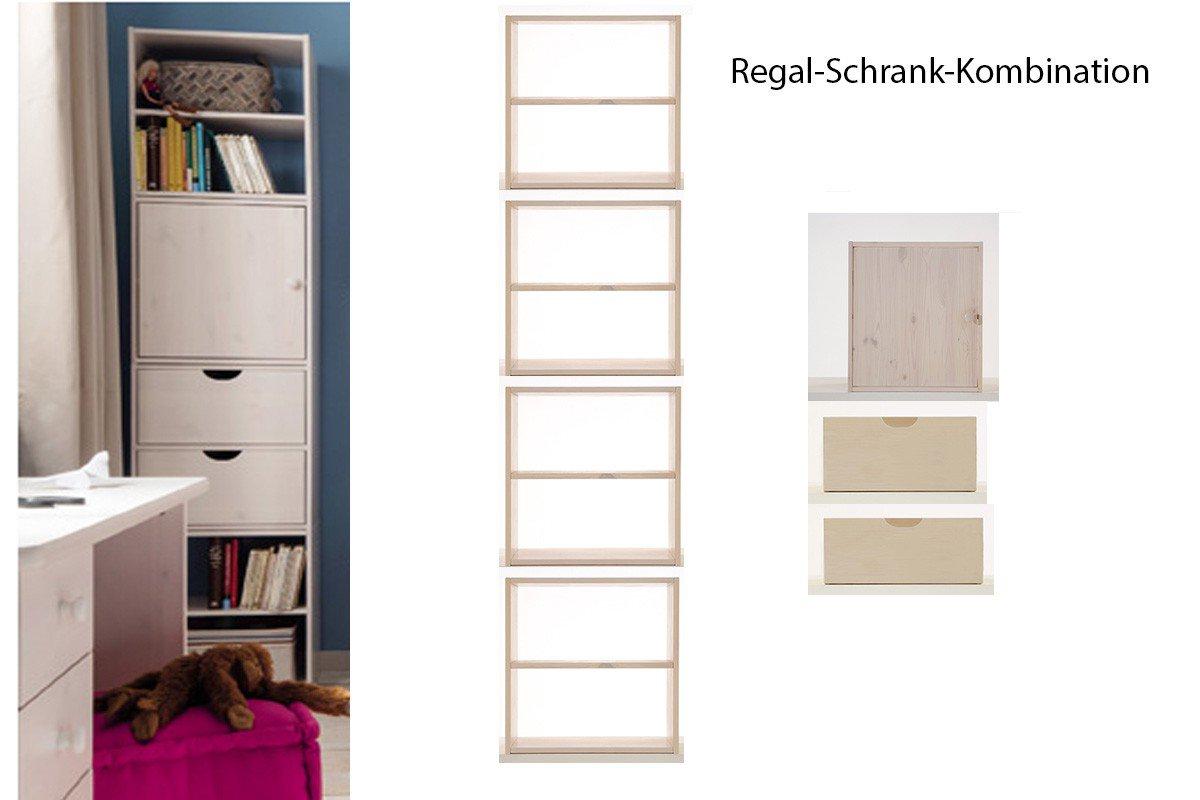 fein bett schrank kombination bilder die besten wohnideen. Black Bedroom Furniture Sets. Home Design Ideas