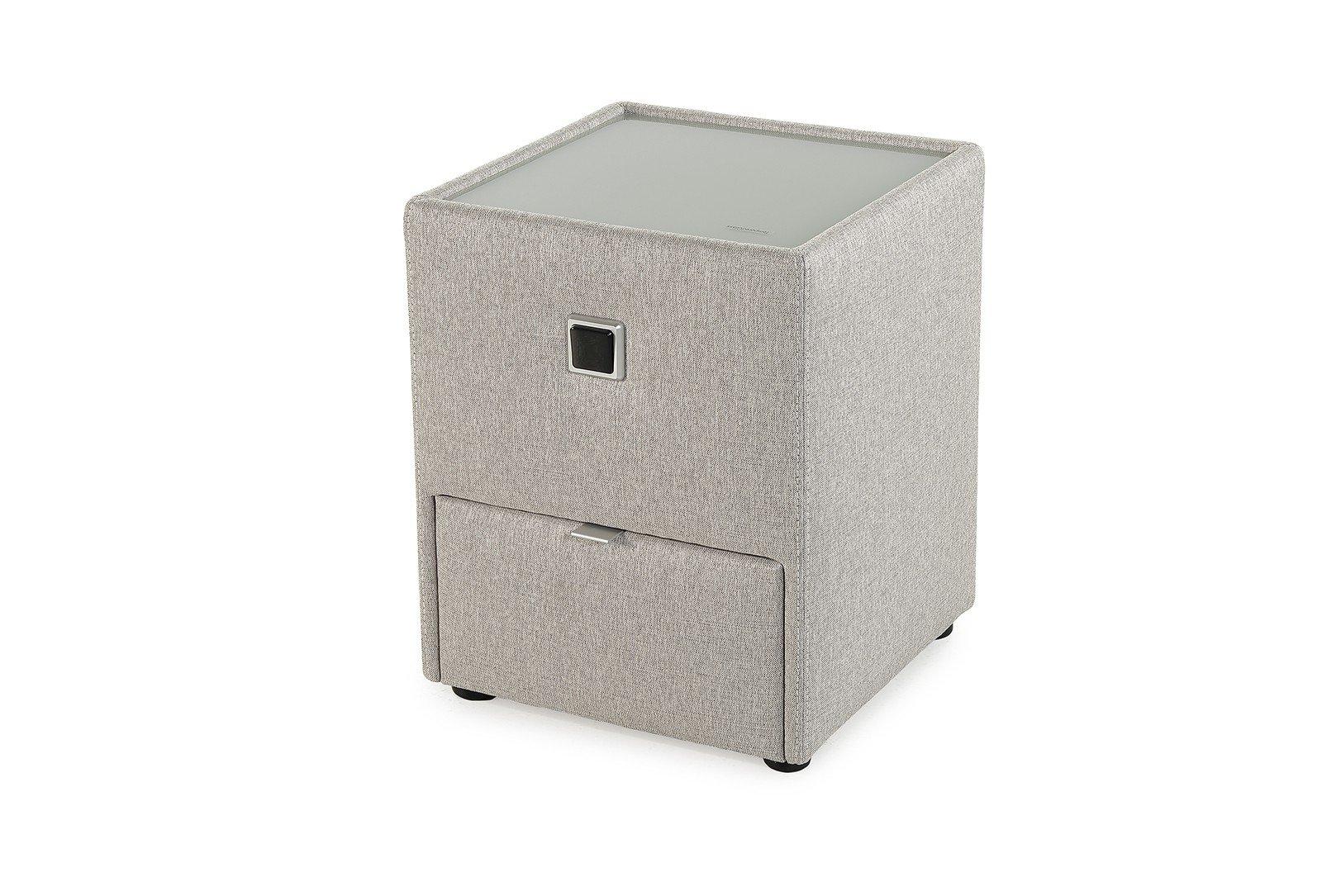 jockenh fer nachtkonsole lancy mit schublade licht m bel letz ihr online shop. Black Bedroom Furniture Sets. Home Design Ideas