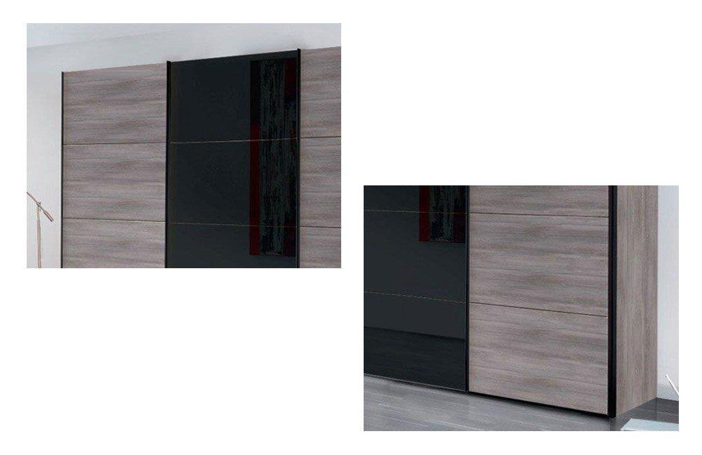Express Möbel Four You Silber-Eiche | Möbel Letz - Ihr Online-Shop