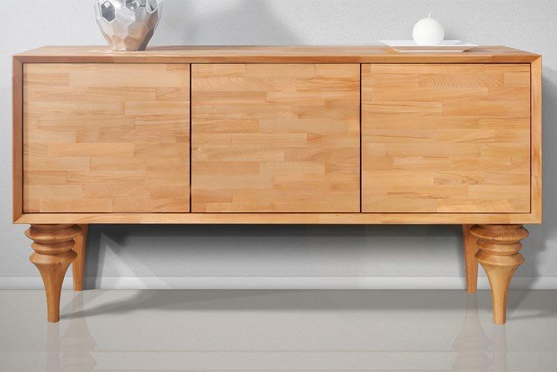 the beds kommode paris buche natur ge lt m bel letz ihr online shop. Black Bedroom Furniture Sets. Home Design Ideas