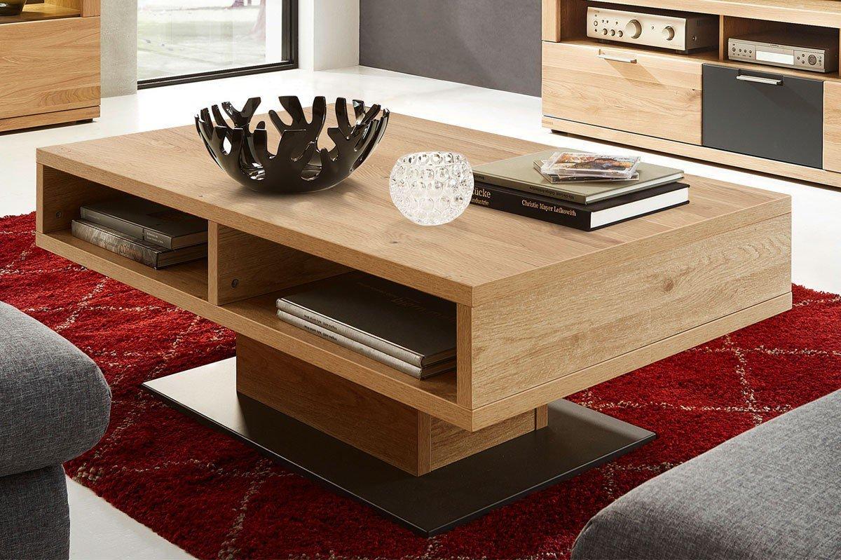 innostyle wohnwand bianco aus dem holz der eiche m bel letz ihr online shop. Black Bedroom Furniture Sets. Home Design Ideas