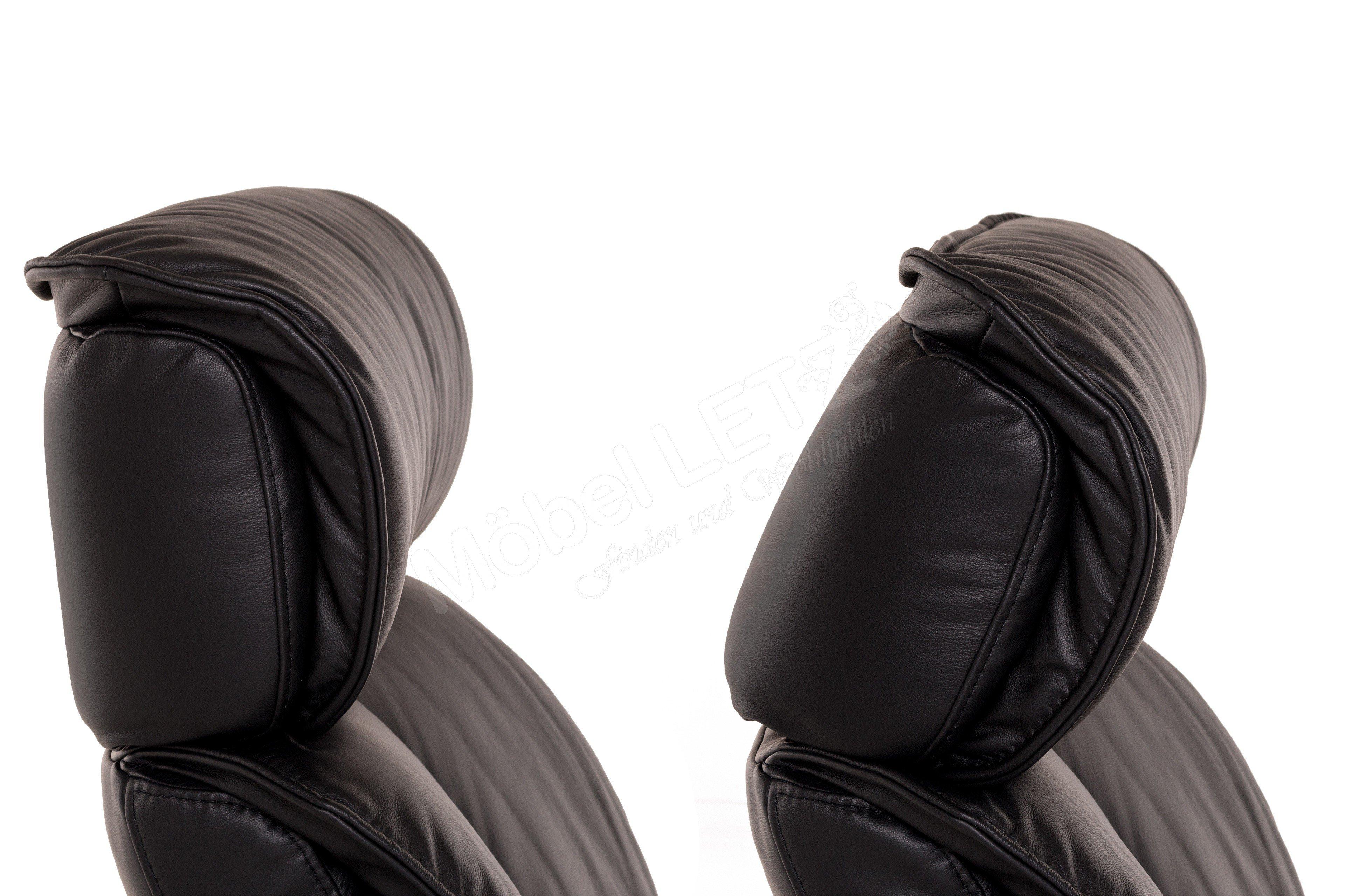 img comfort carina relaxsessel in schwarz m bel letz ihr online shop. Black Bedroom Furniture Sets. Home Design Ideas