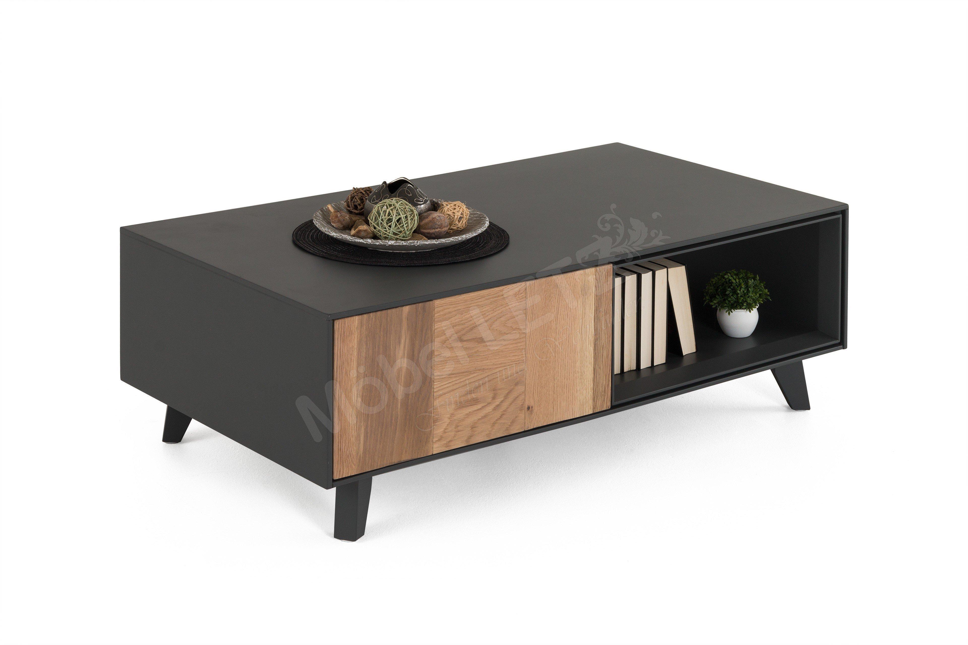 gutmann couchtisch michigan grau eiche m bel letz ihr online shop. Black Bedroom Furniture Sets. Home Design Ideas