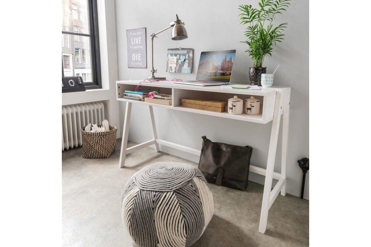 infanskids schreibtisch wei kiefer massiv m bel letz ihr online shop. Black Bedroom Furniture Sets. Home Design Ideas