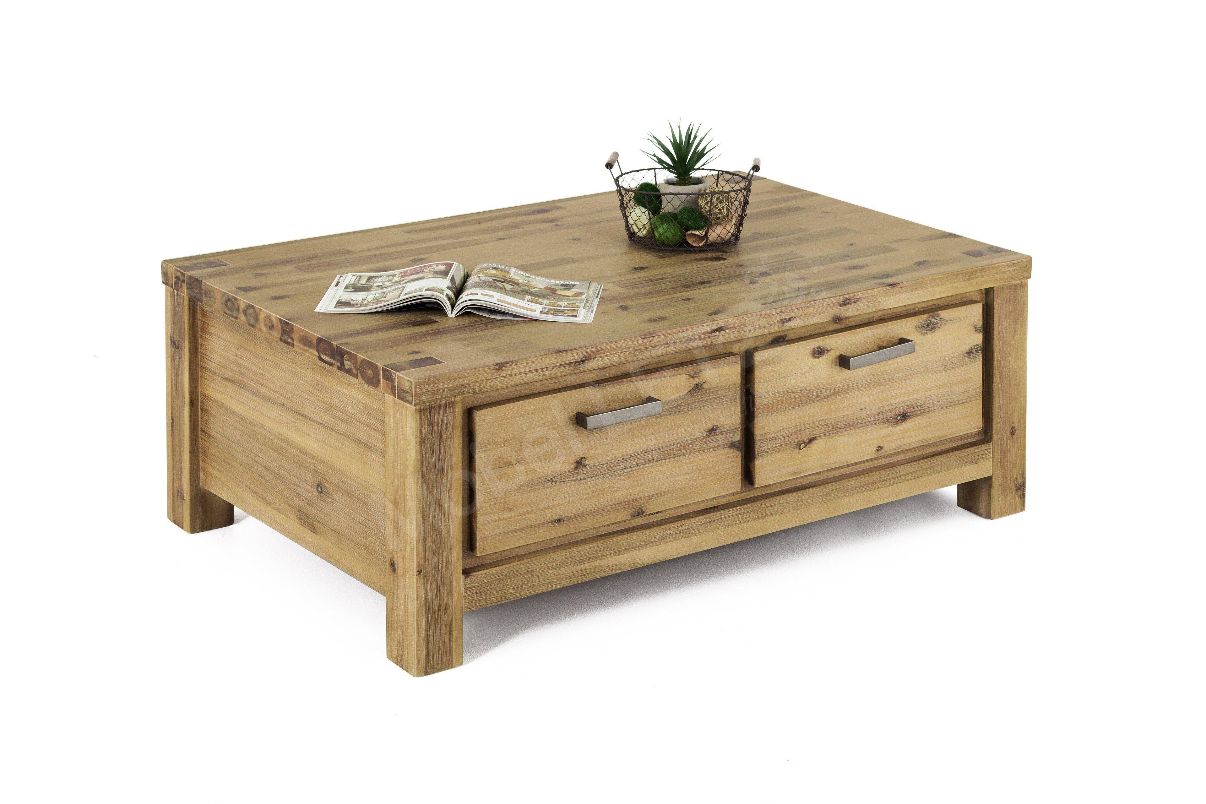 Gutmann Couchtisch Tunis Akazienholz Möbel Letz Ihr Online Shop