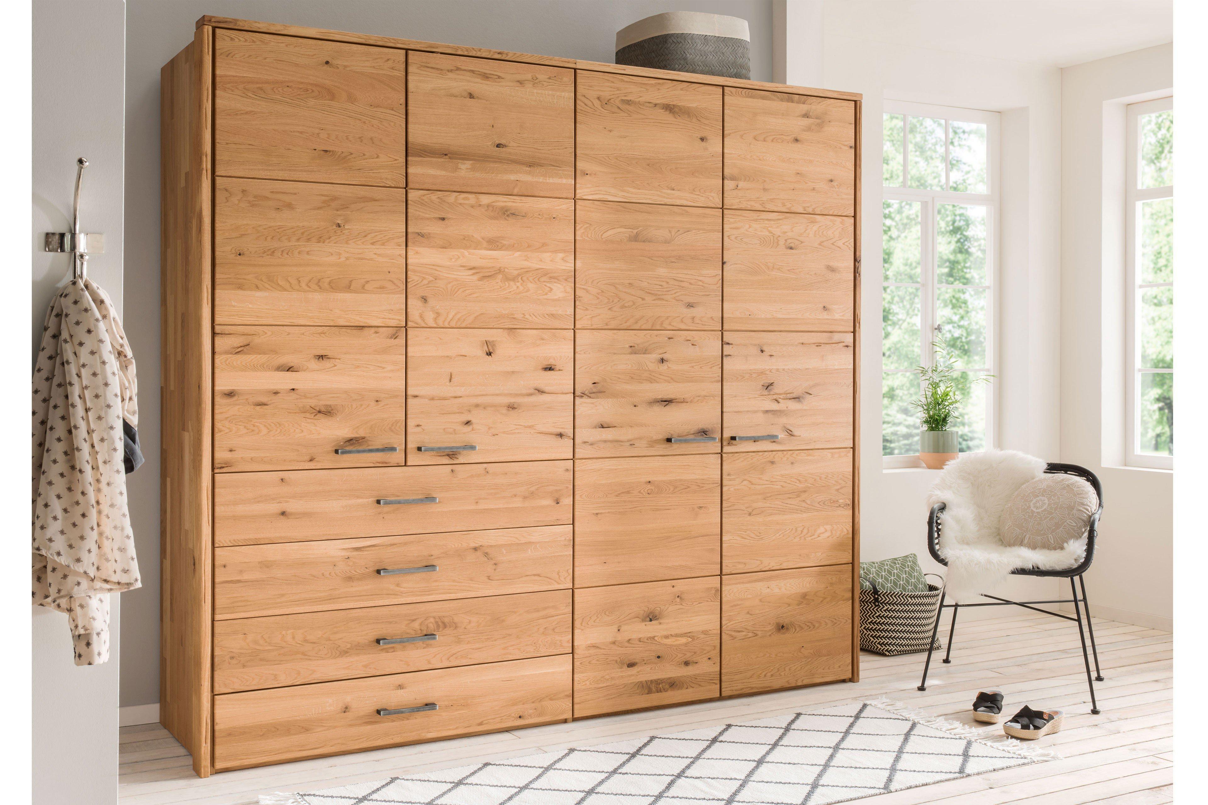 Pure Natur Kombi-Schrank Wildeiche | Möbel Letz - Ihr Online-Shop