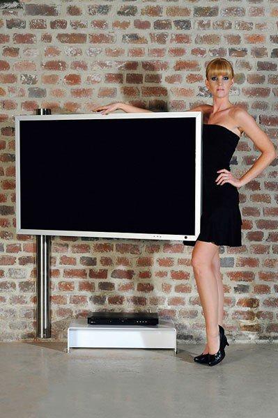 wissmann tv halter solution art123 bis ca 65 zoll m bel letz ihr online shop. Black Bedroom Furniture Sets. Home Design Ideas