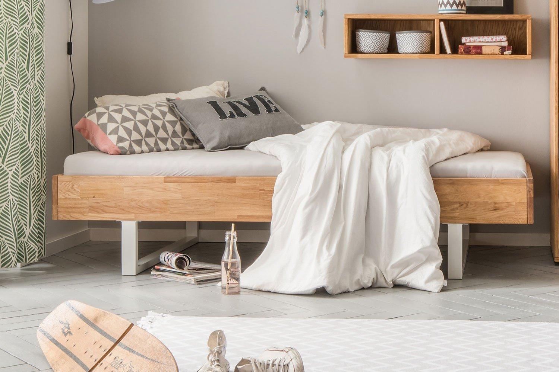 skalik mido bett eiche massiv natur m bel letz ihr online shop. Black Bedroom Furniture Sets. Home Design Ideas