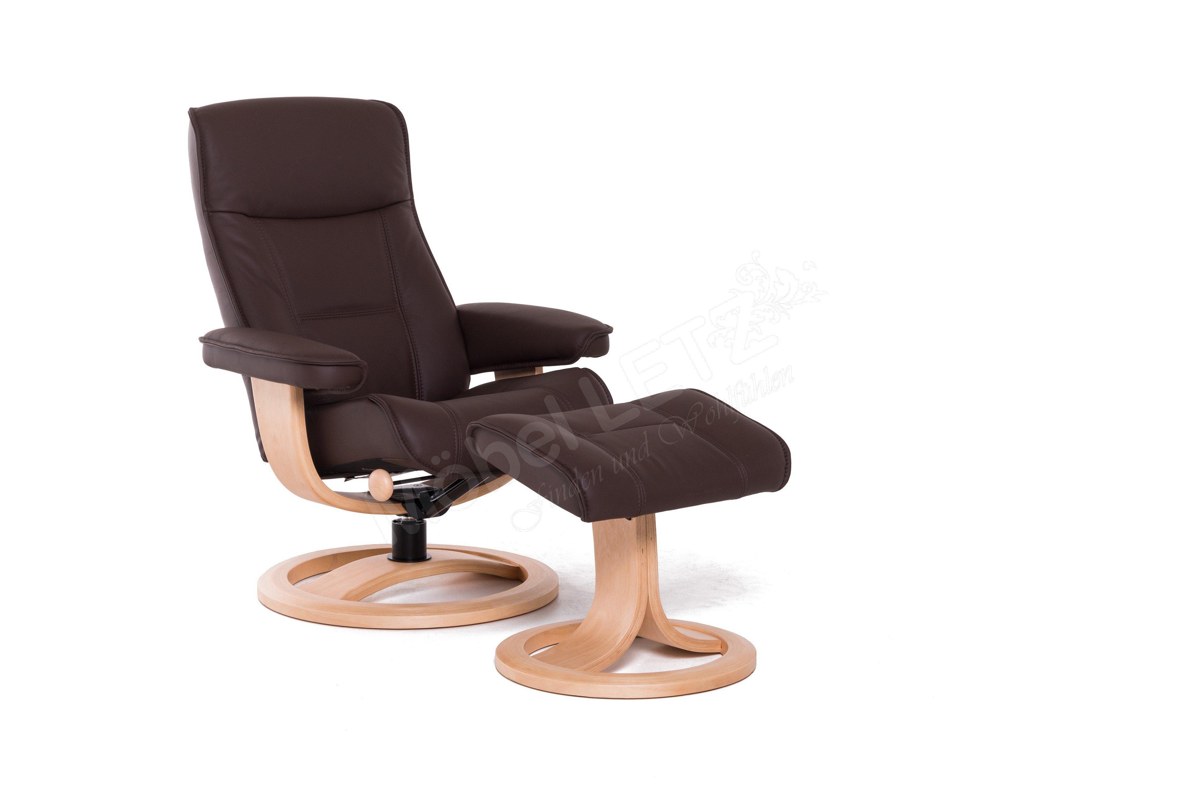 img comfort viking relaxsessel braun m bel letz ihr online shop. Black Bedroom Furniture Sets. Home Design Ideas