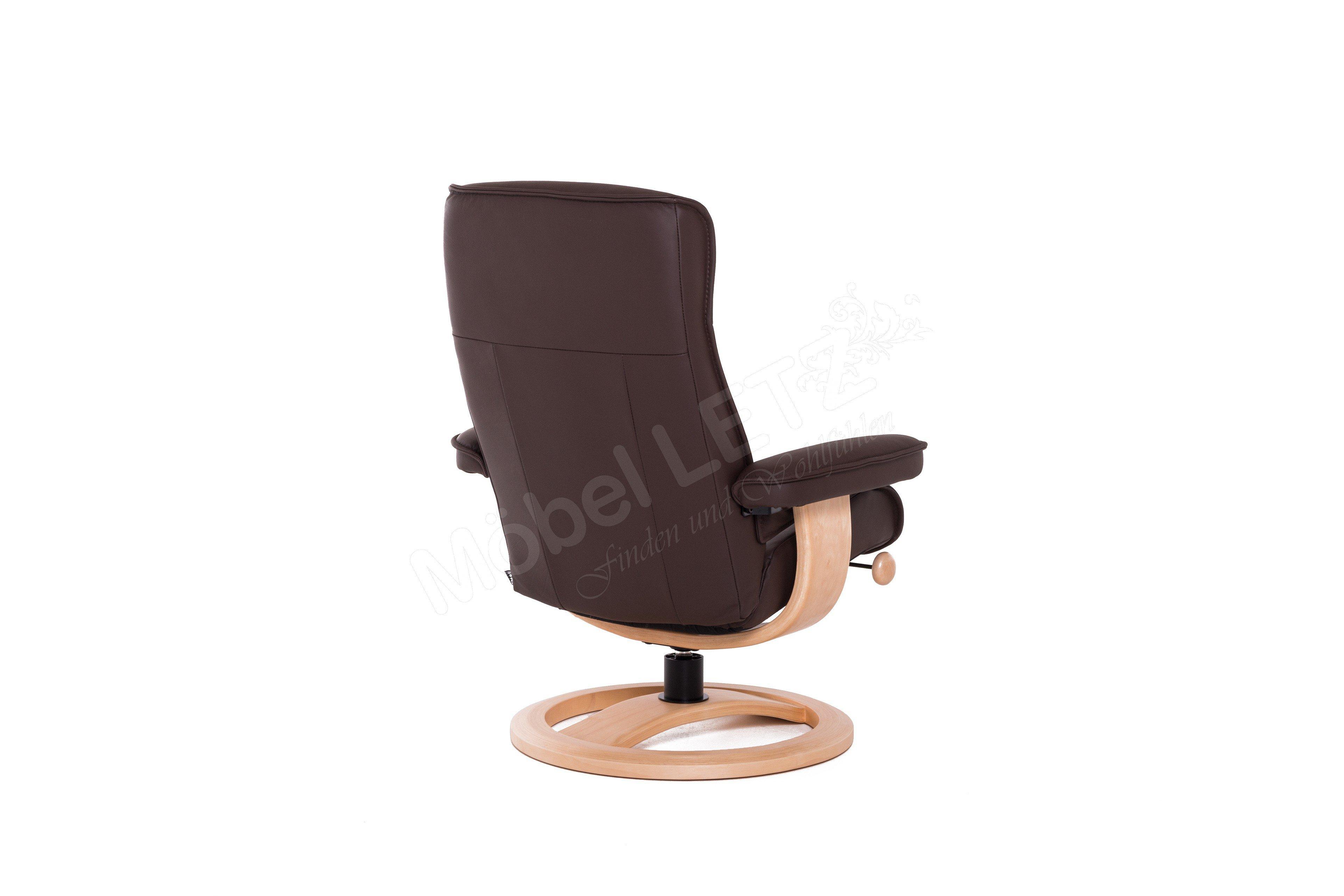 IMG Comfort Viking Relaxsessel braun   Möbel Letz - Ihr Online-Shop