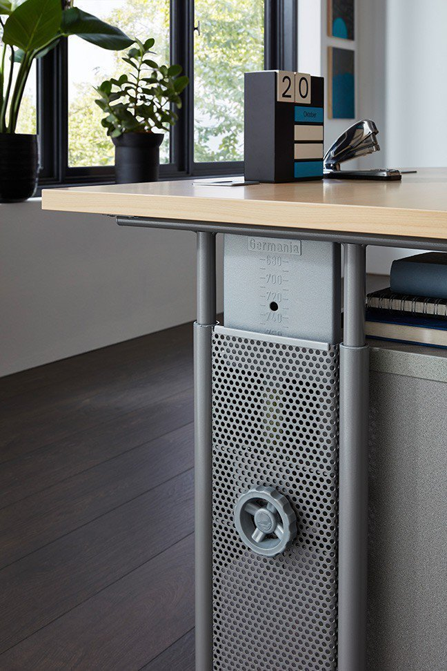 Germania Profi Büromöbel-Komplettset   Möbel Letz - Ihr Online-Shop