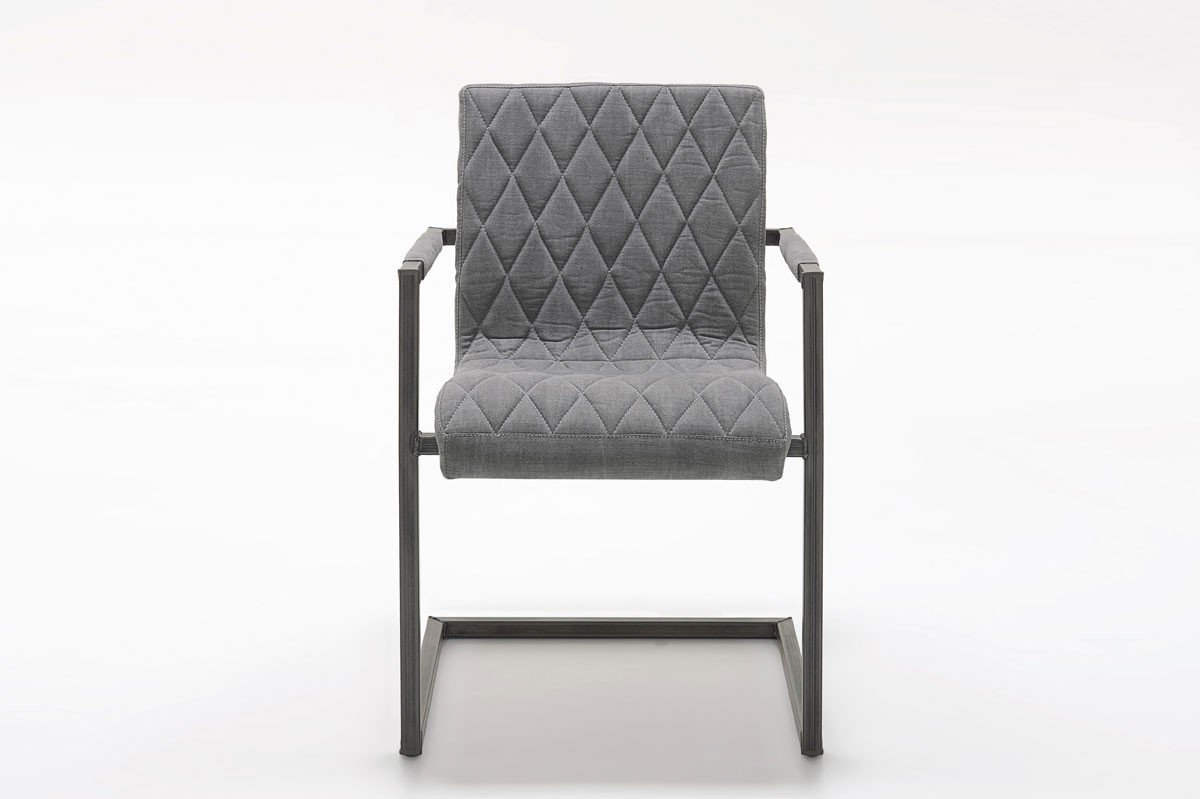 pure natur stuhl erla edelstahl lightgrey m bel letz. Black Bedroom Furniture Sets. Home Design Ideas
