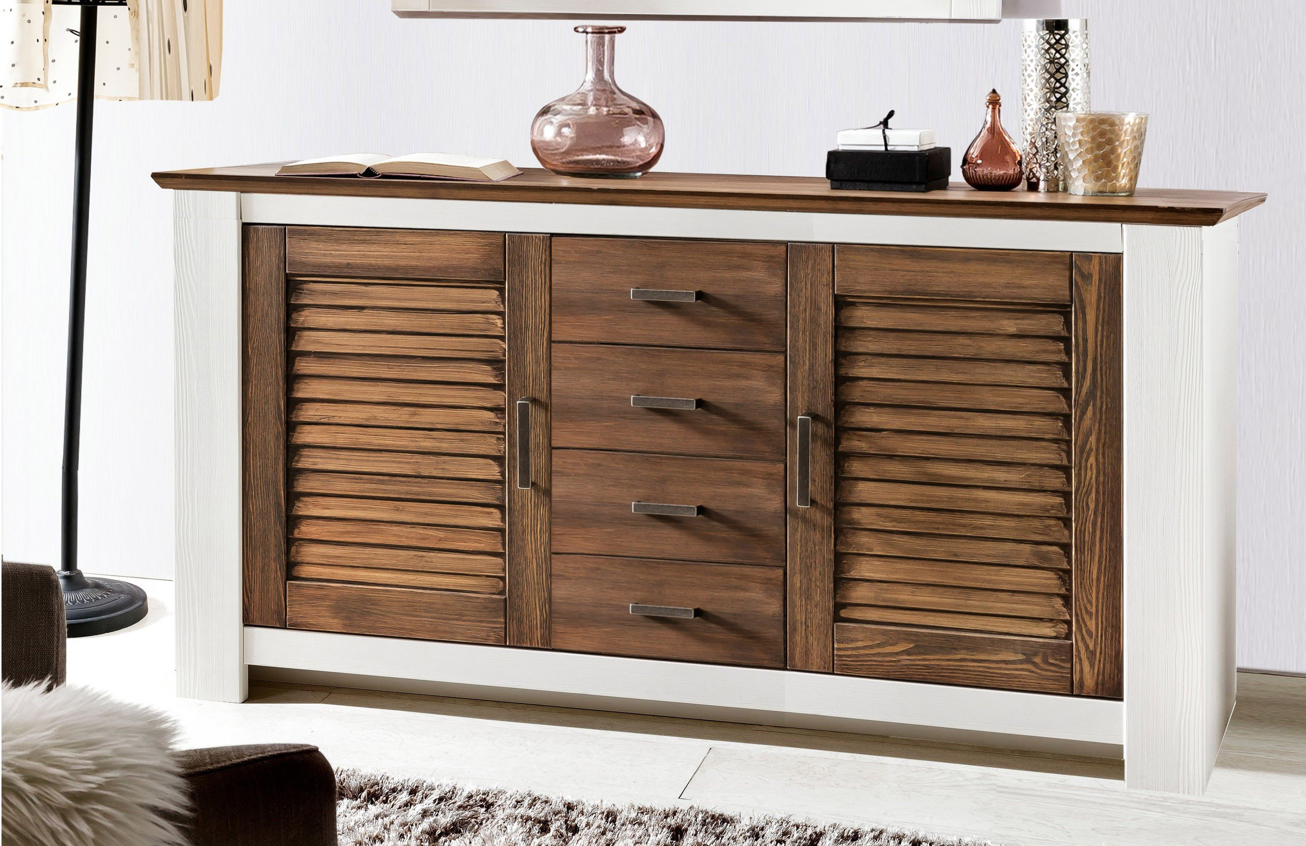 sideboard mediterraner stil laguna telmex m bel letz ihr online shop. Black Bedroom Furniture Sets. Home Design Ideas
